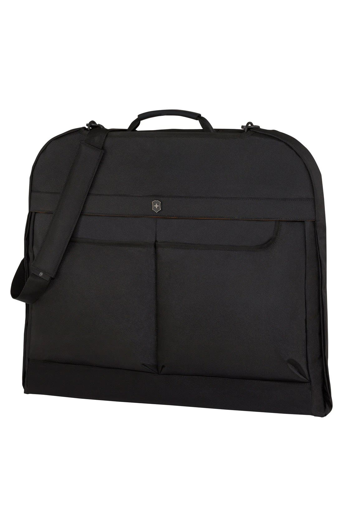 WT 5.0 Deluxe Garment Bag,                             Main thumbnail 1, color,                             001