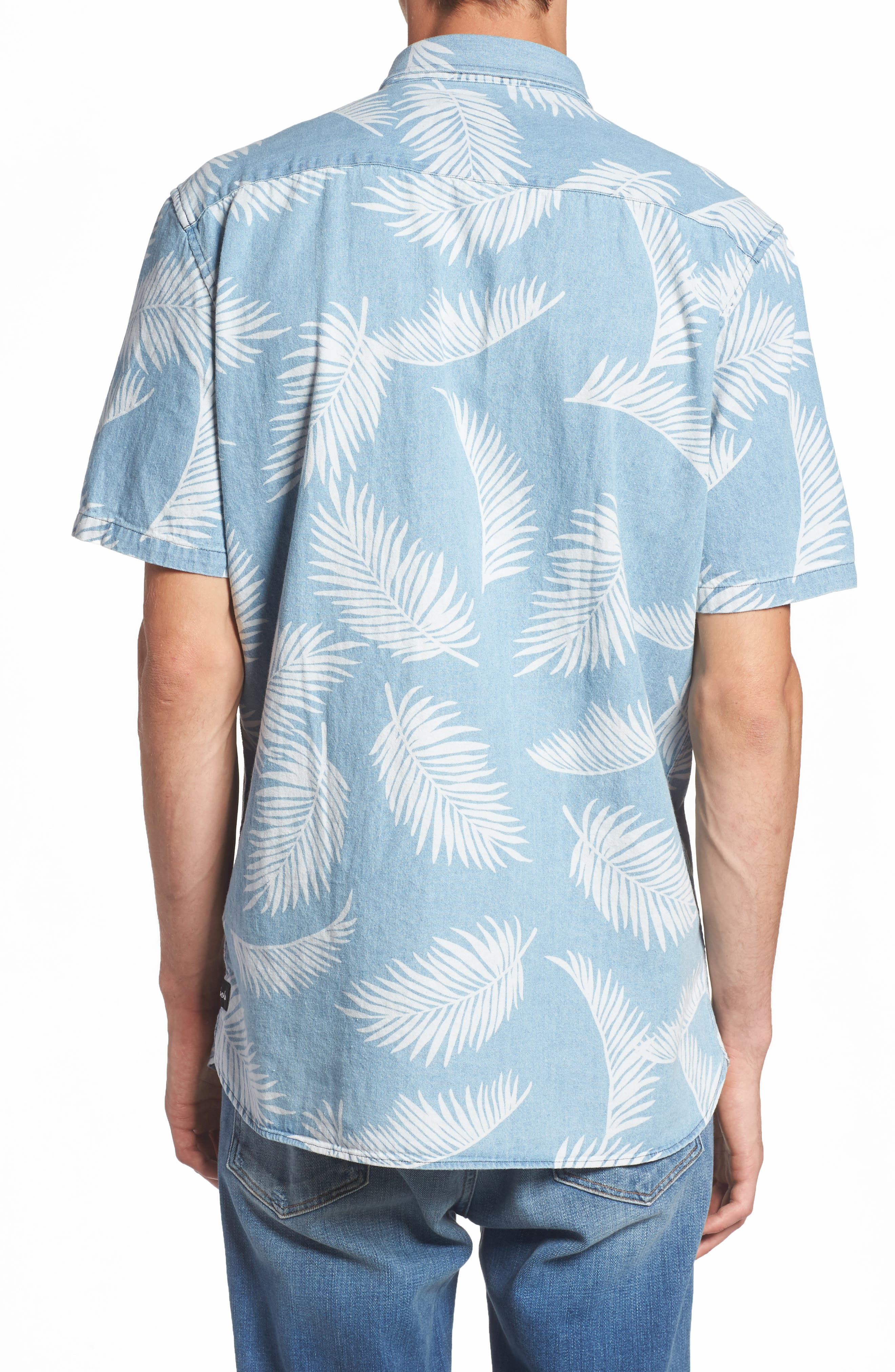Bahamas Shirt,                             Alternate thumbnail 2, color,                             423