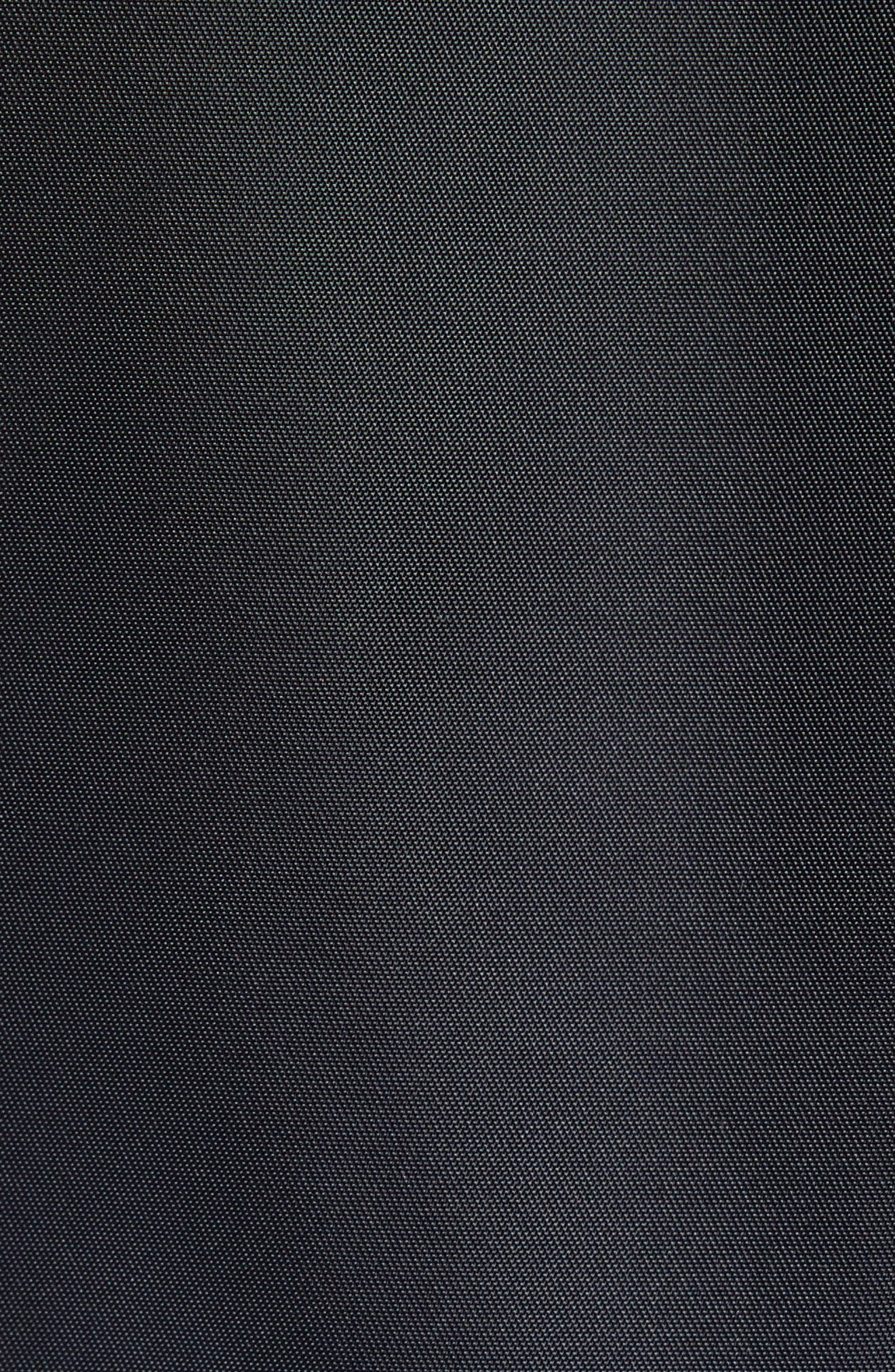 Mashup Nickelodeon Bomber Jacket,                             Alternate thumbnail 6, color,                             BLACK