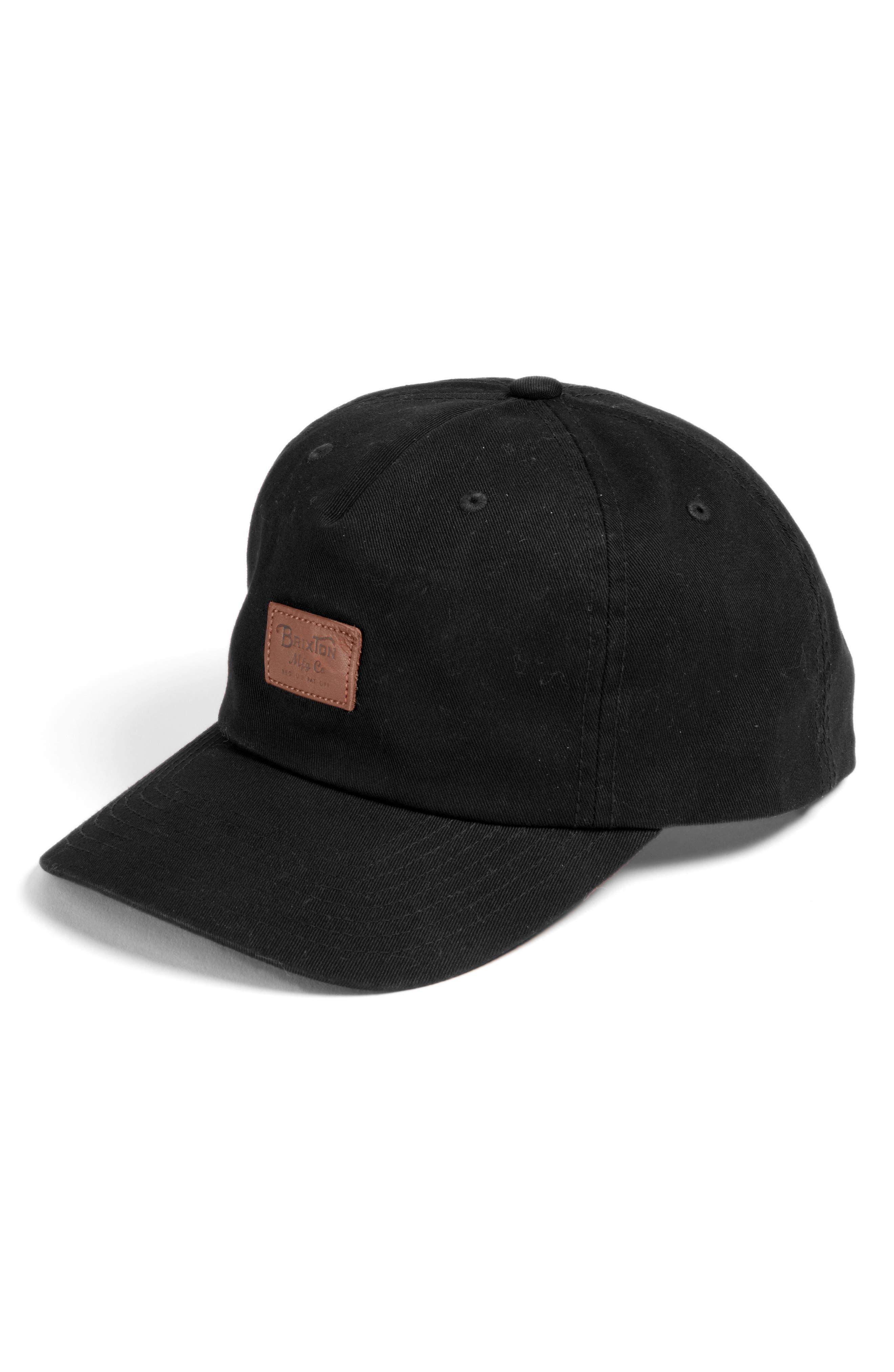 Grade II Snapback Cap,                         Main,                         color, 001