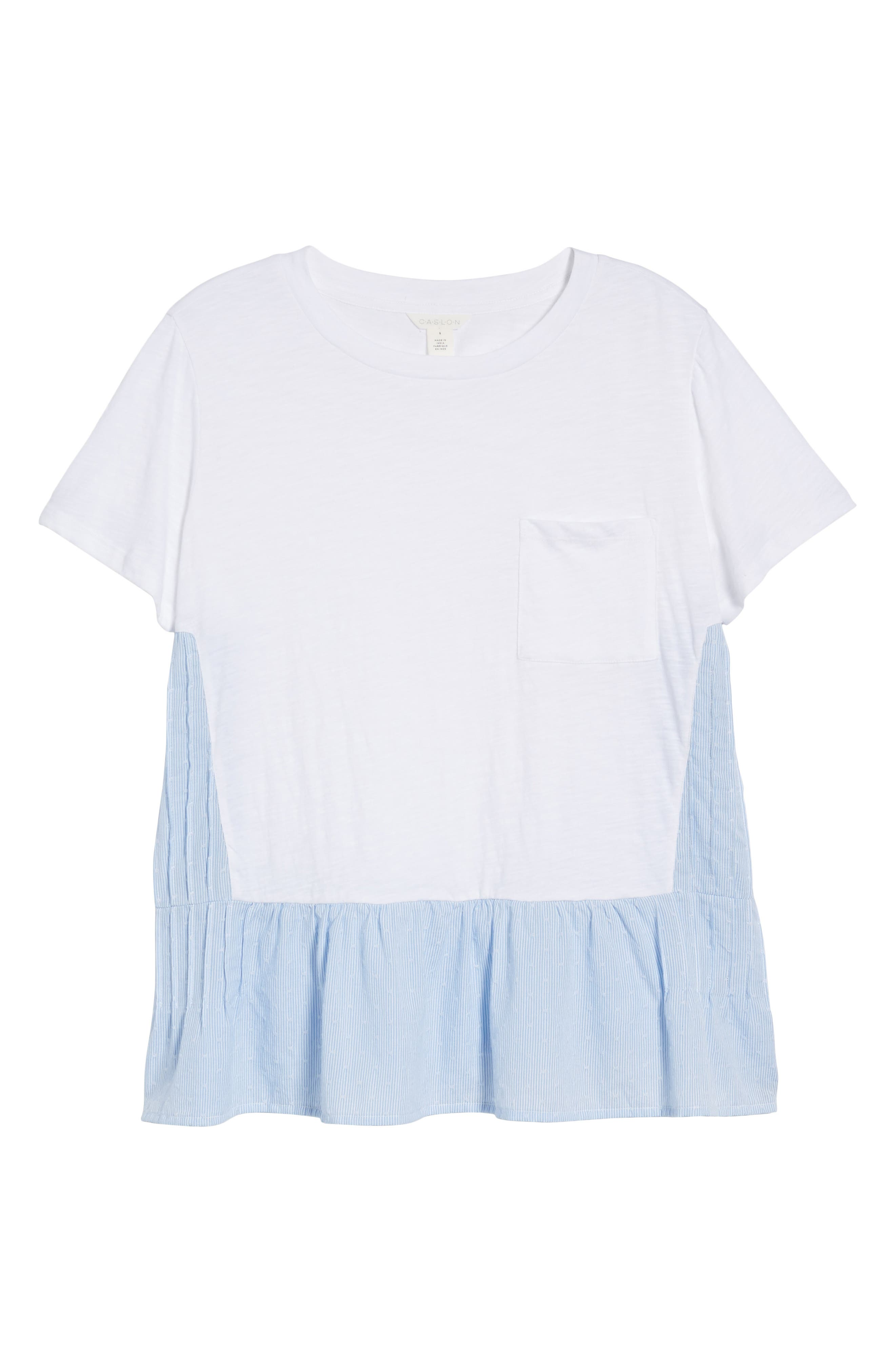 Layered Look Tee,                             Alternate thumbnail 12, color,
