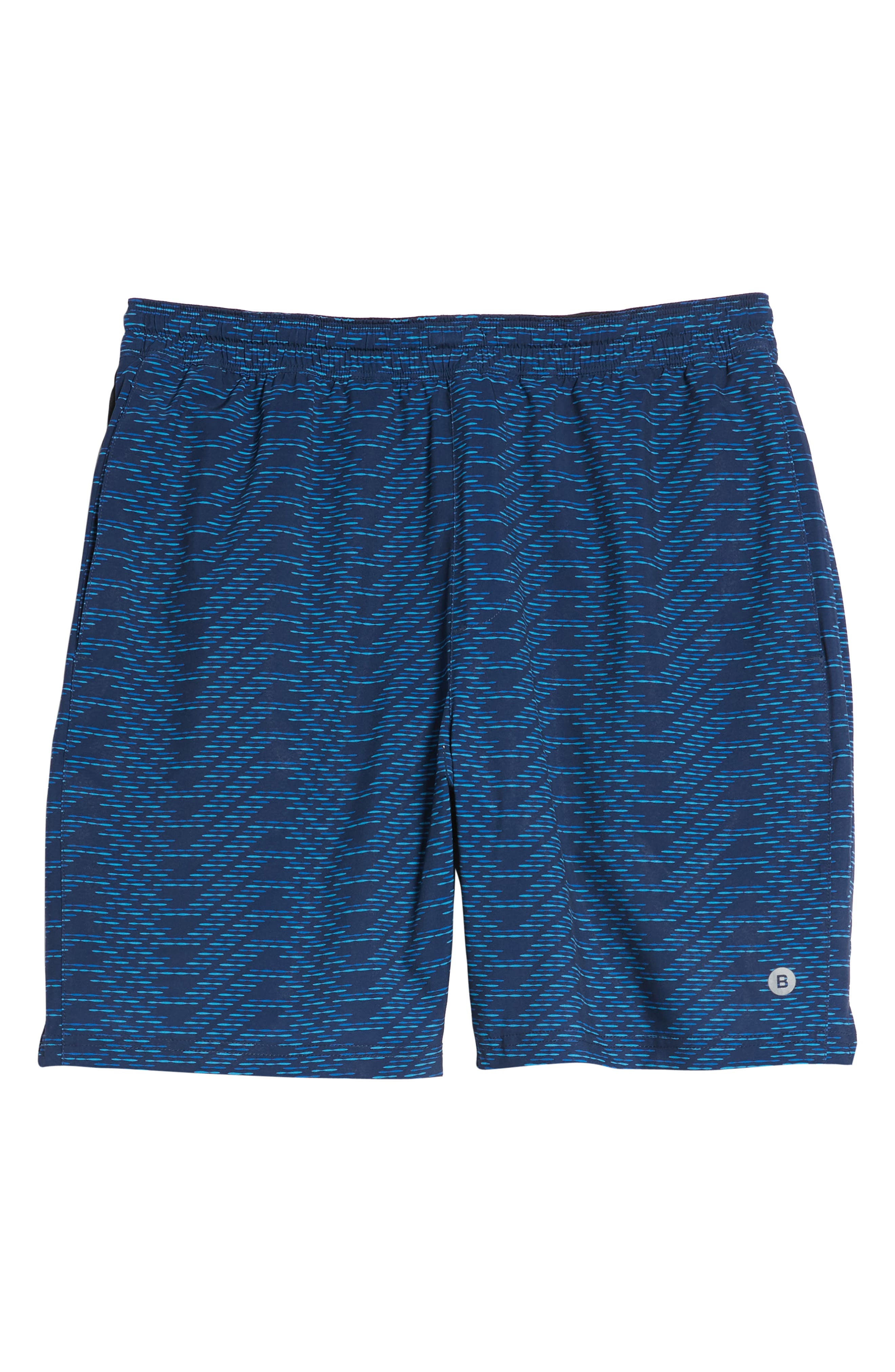 Stretch Shorts,                             Alternate thumbnail 6, color,                             CIRCUIT BREAKER