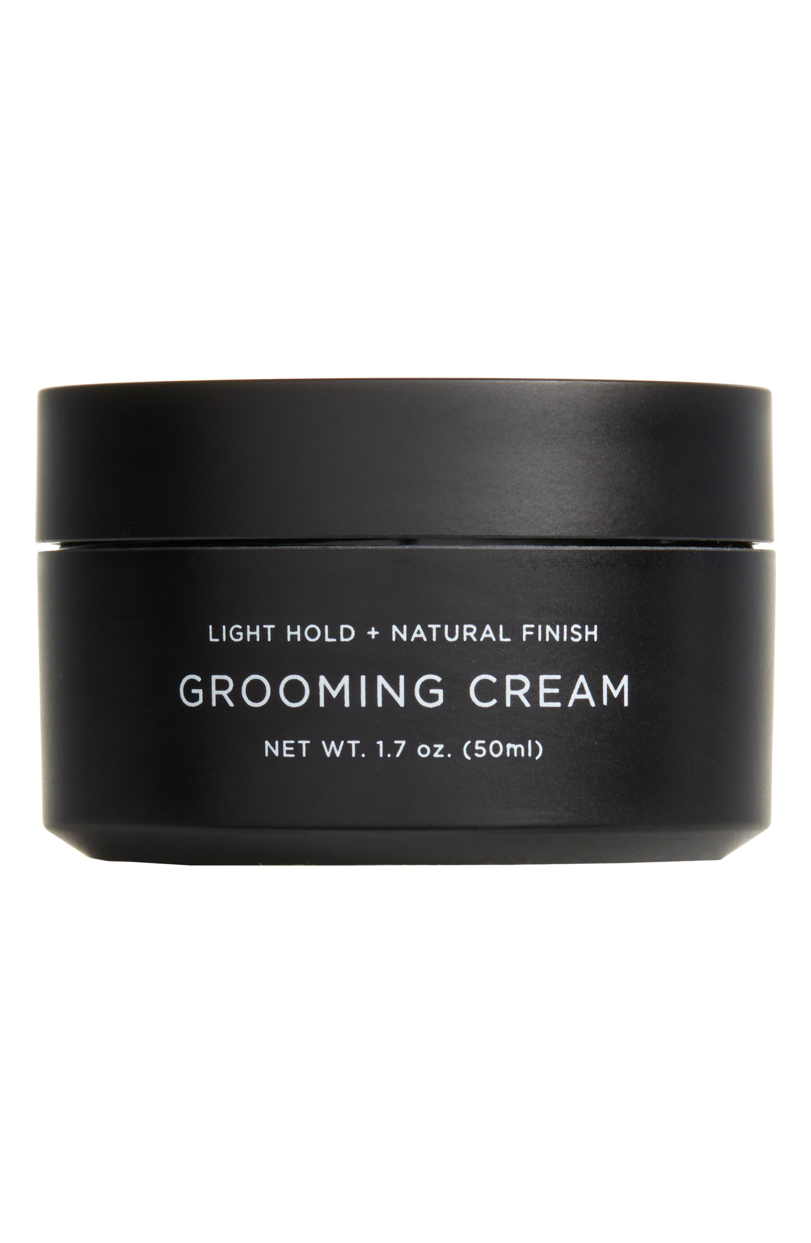 Grooming Cream,                             Main thumbnail 1, color,                             000