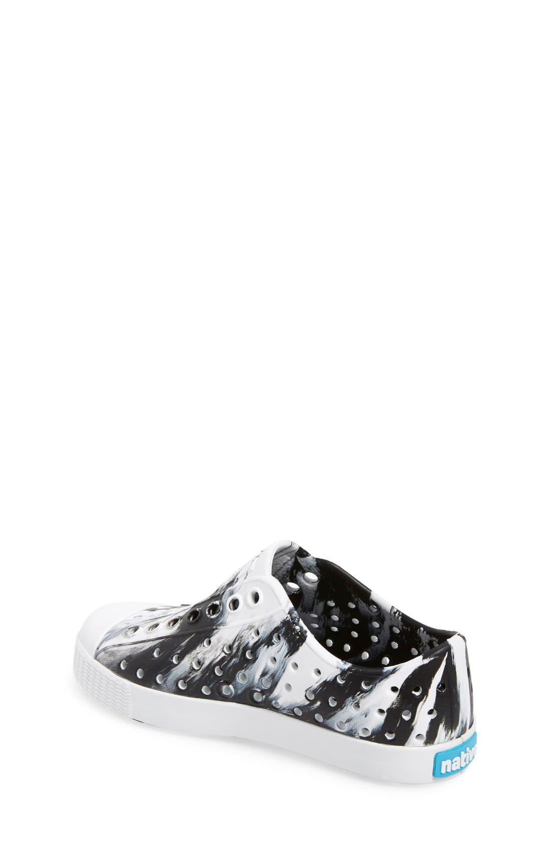 Jefferson - Marbled Perforated Slip-On,                             Alternate thumbnail 98, color,
