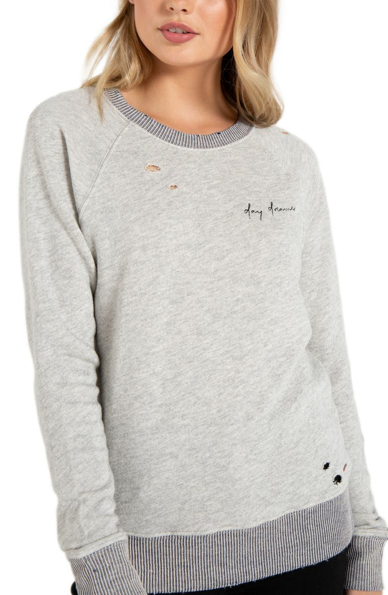 N:philanthropy BELIZE DAY DREAMER SWEATSHIRT