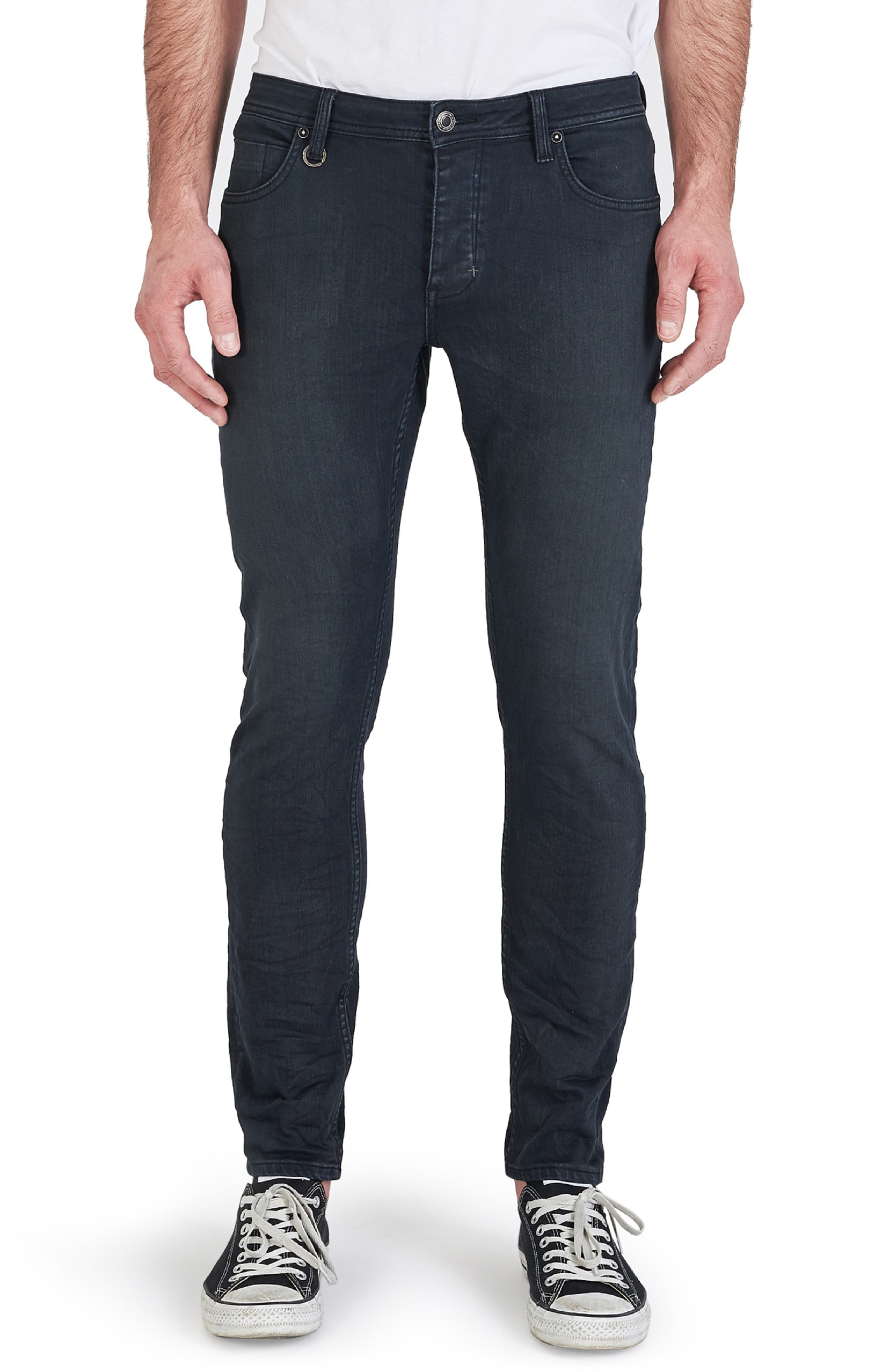Iggy Skinny Fit Jeans,                             Main thumbnail 1, color,                             DUST