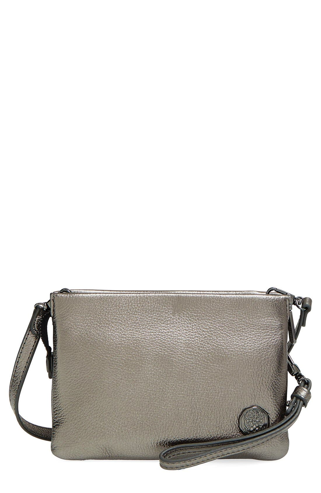 'Cami' Leather Crossbody Bag,                             Main thumbnail 6, color,