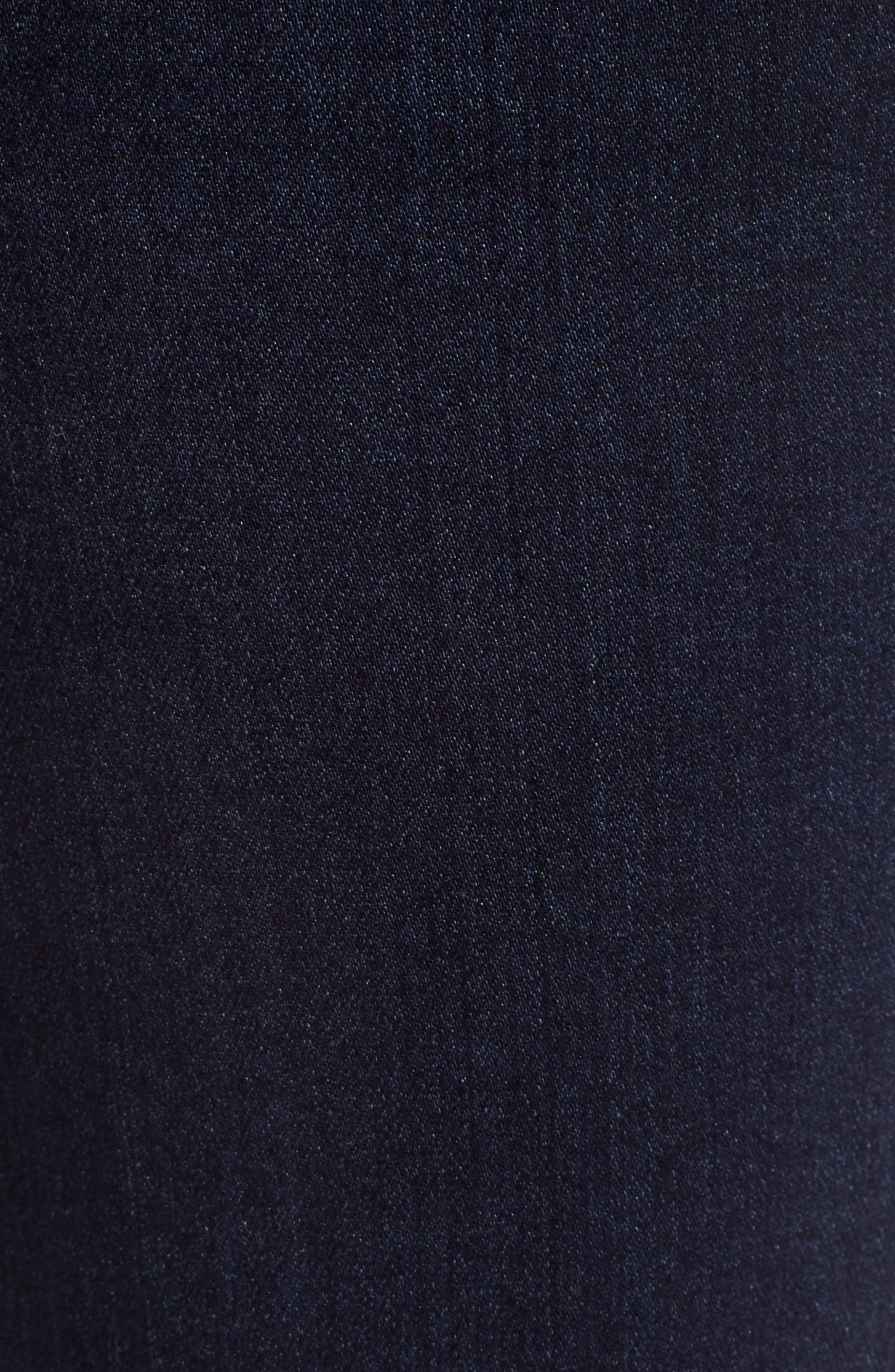 Transcend - Skyline Straight Leg Jeans,                             Alternate thumbnail 6, color,                             GARDENA