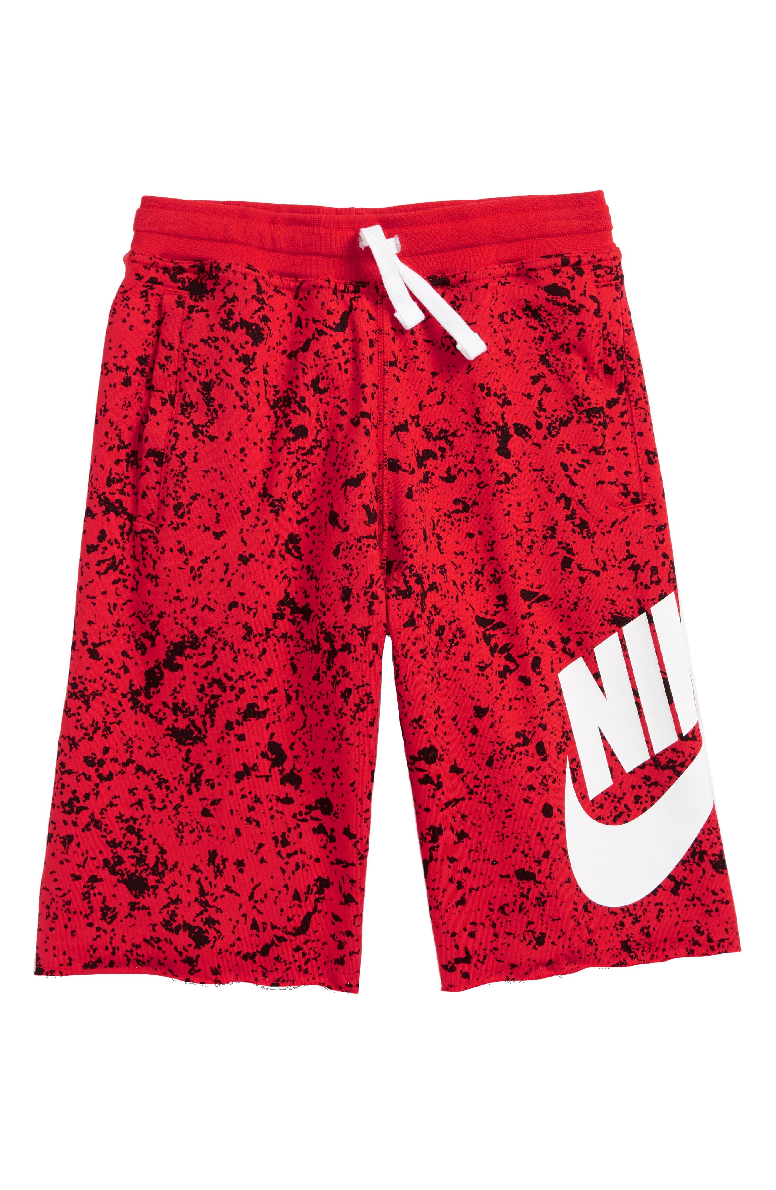 Sportswear Alumni Shorts,                             Main thumbnail 4, color,