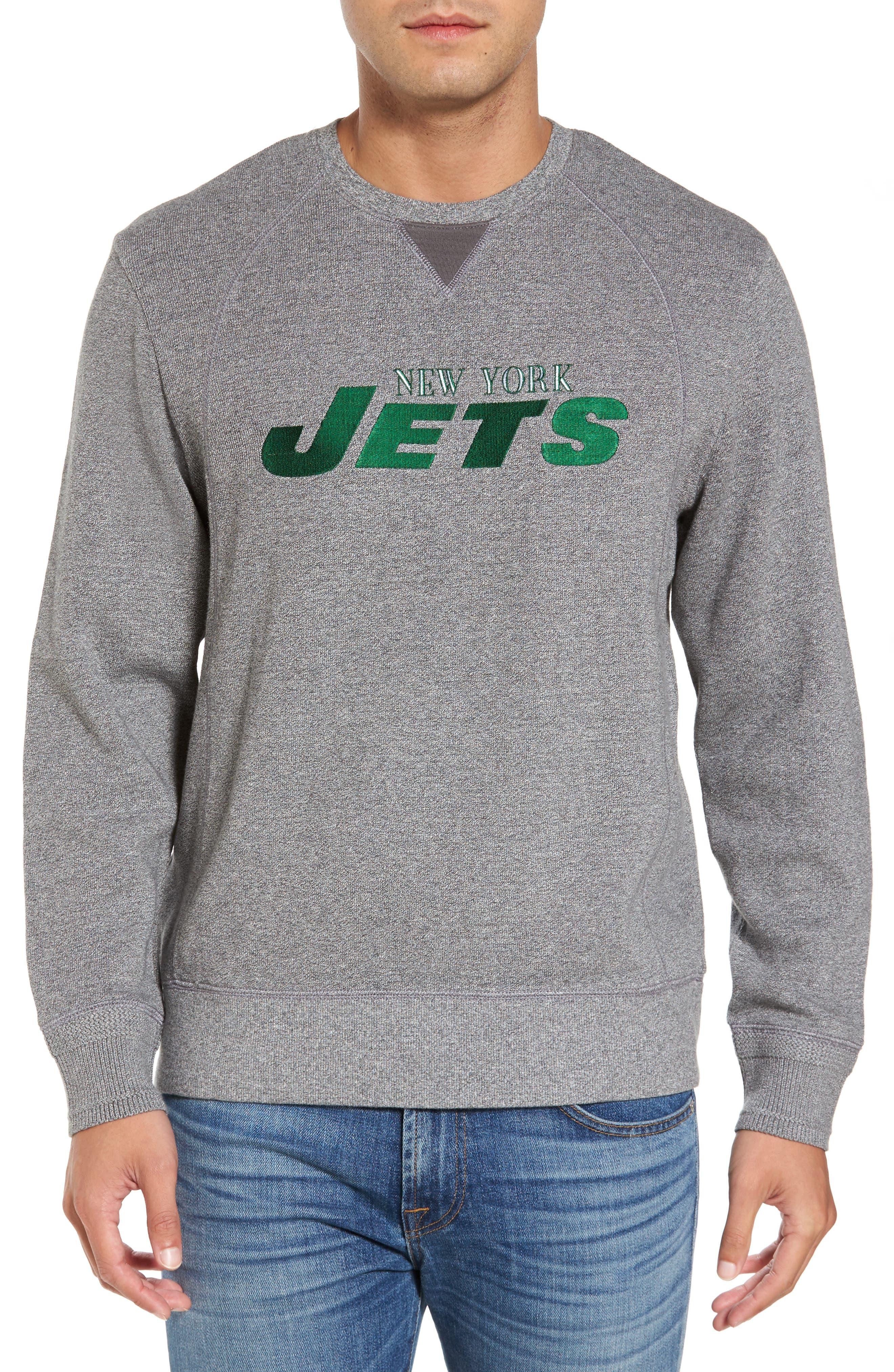 NFL Stitch of Liberty Embroidered Crewneck Sweatshirt,                             Main thumbnail 17, color,
