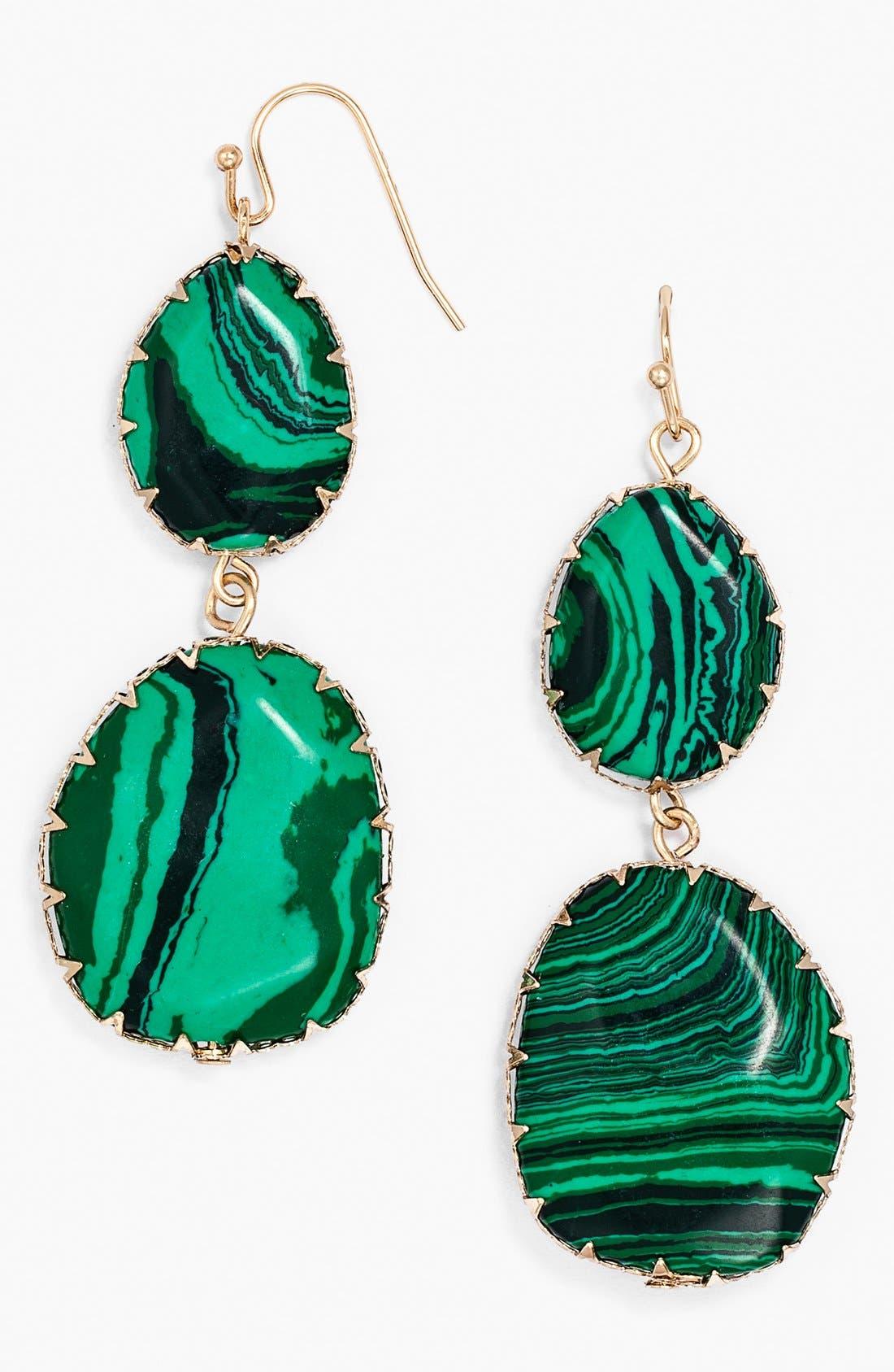 'Boho' Drop Earrings,                             Main thumbnail 5, color,