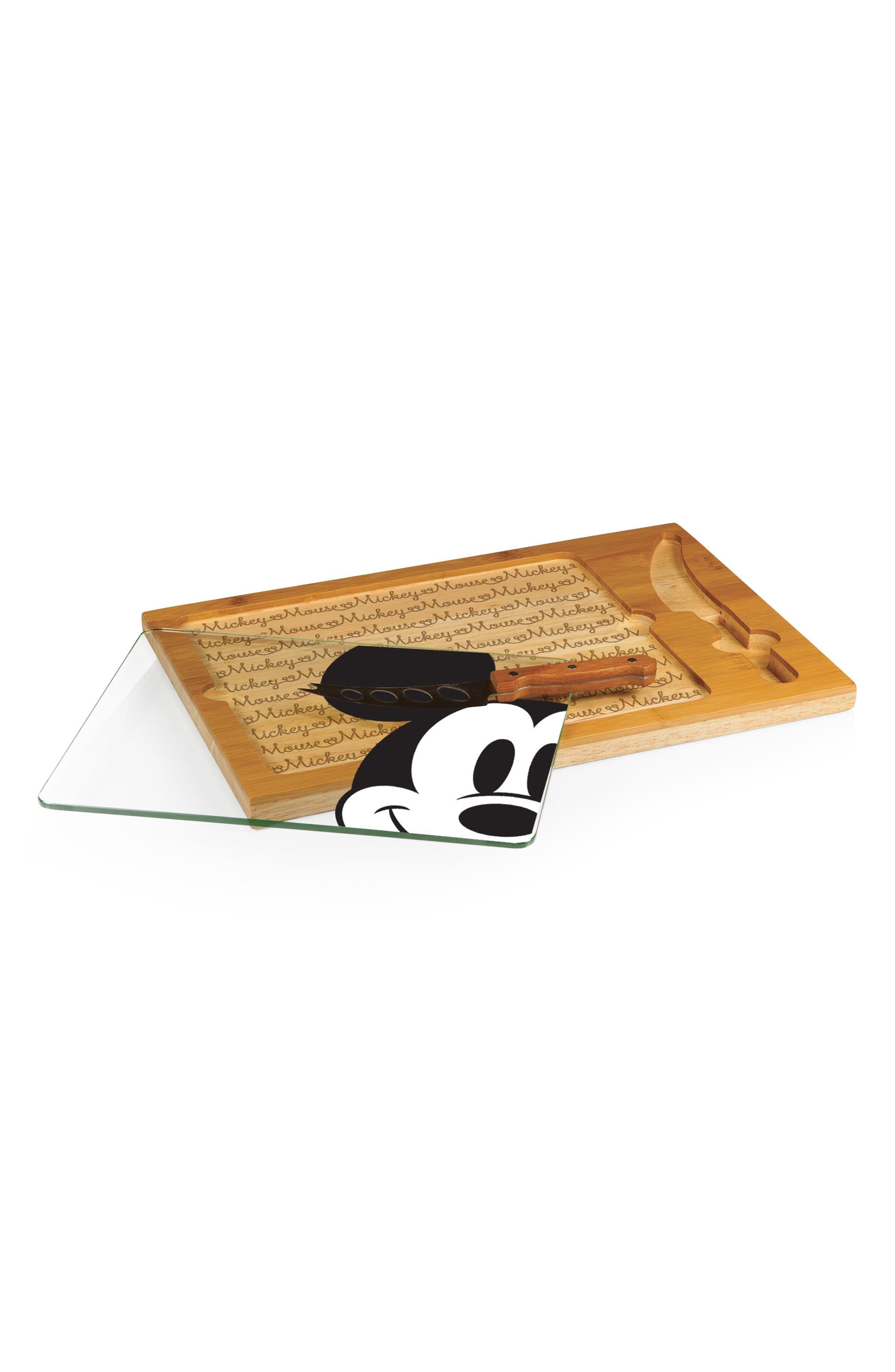 Icon - Disney 3-Piece Cheese Board Set,                             Alternate thumbnail 2, color,                             200