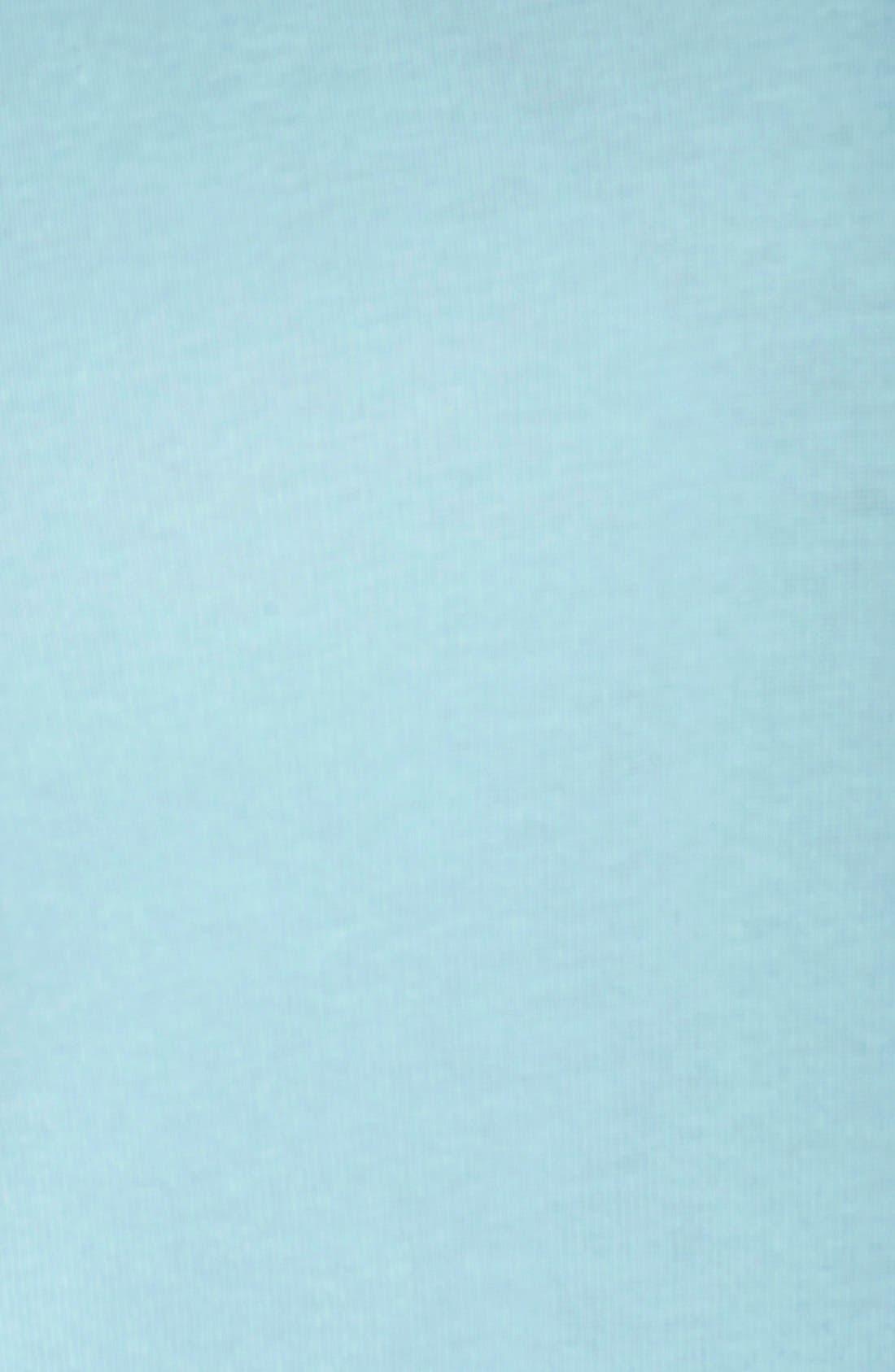 Short Sleeve V-Neck Tee,                             Alternate thumbnail 145, color,