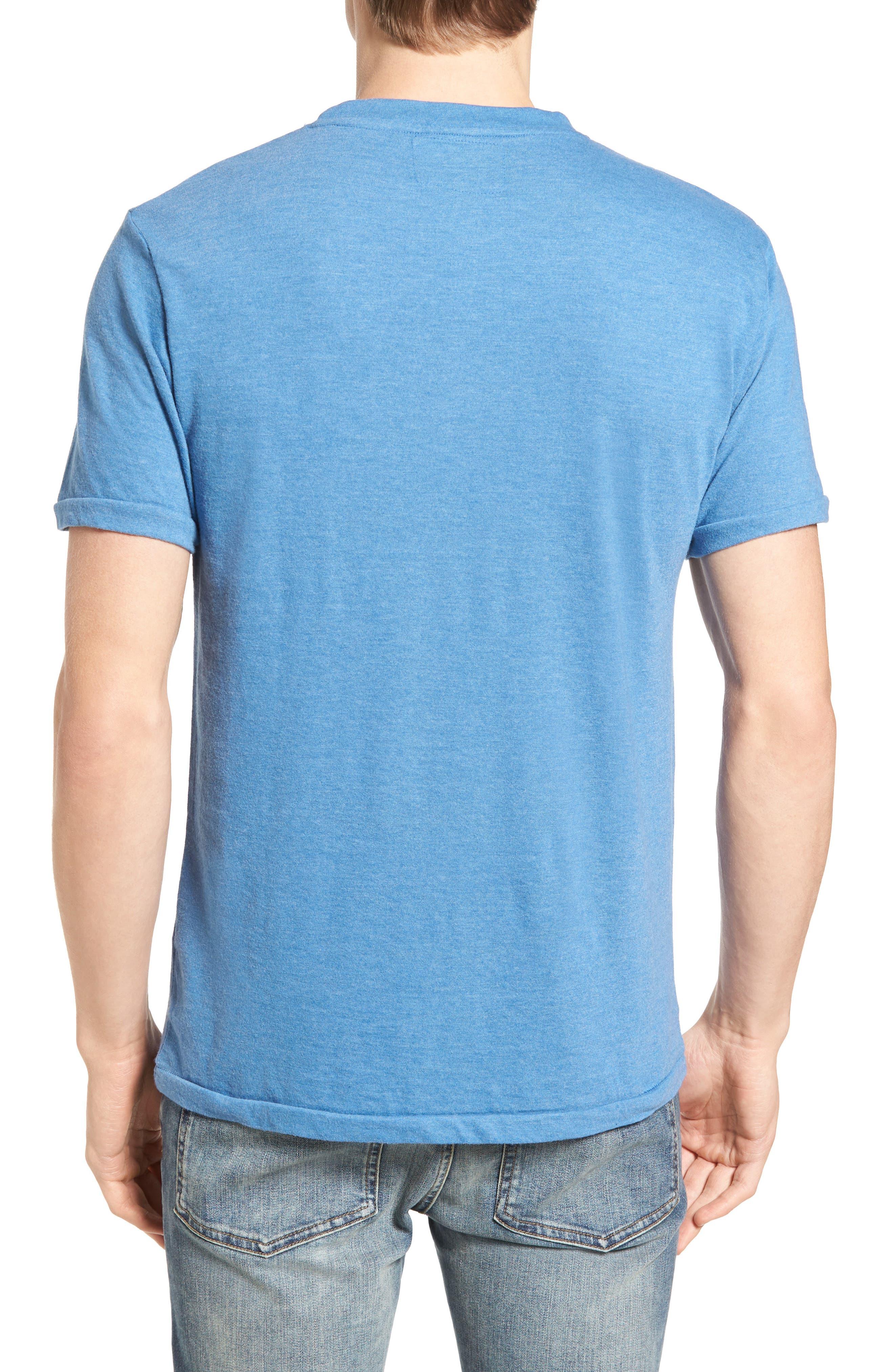 Hillwood Chicago Cubs T-Shirt,                             Alternate thumbnail 2, color,                             450