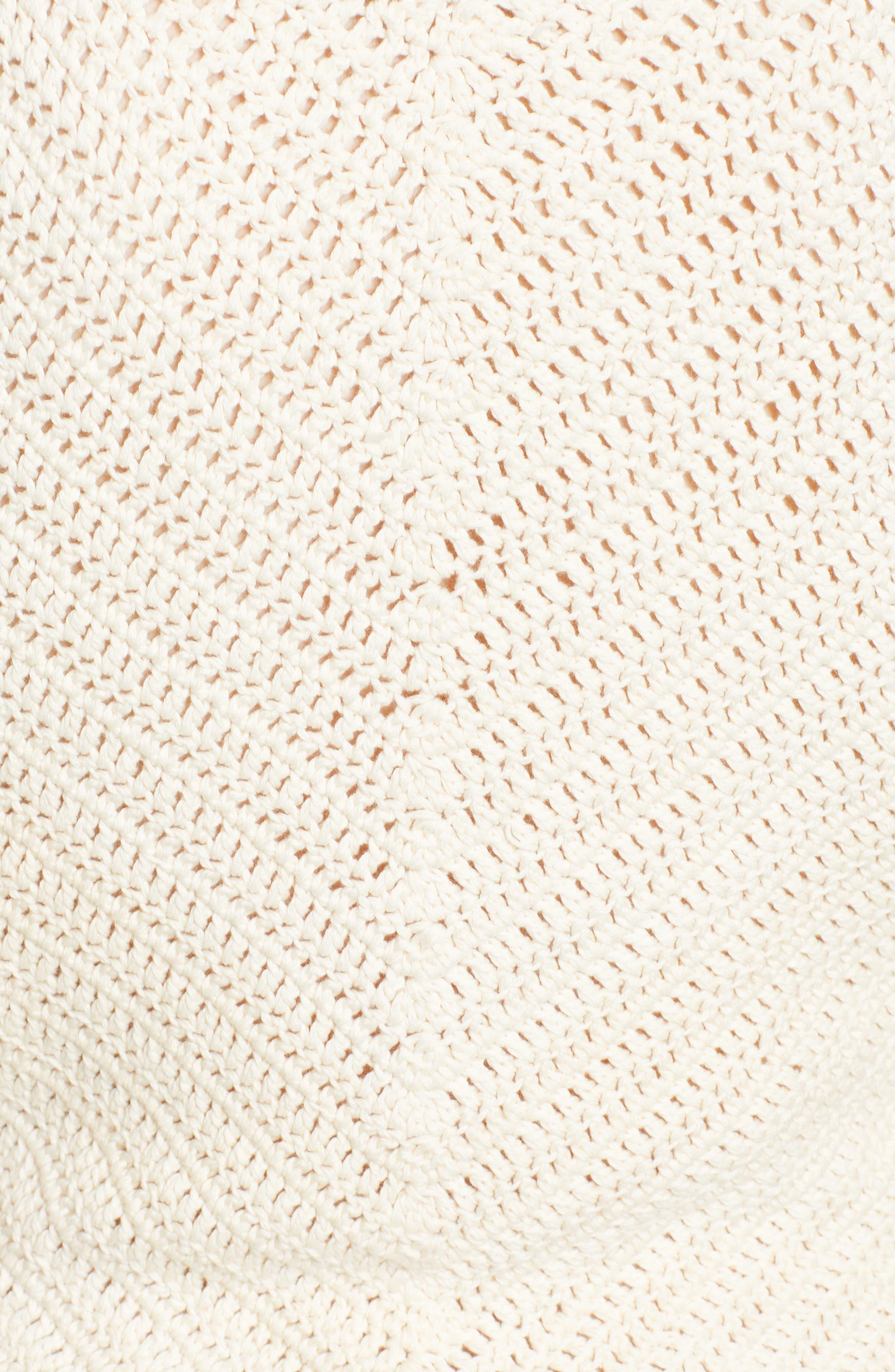 Crochet Tank,                             Alternate thumbnail 6, color,                             901