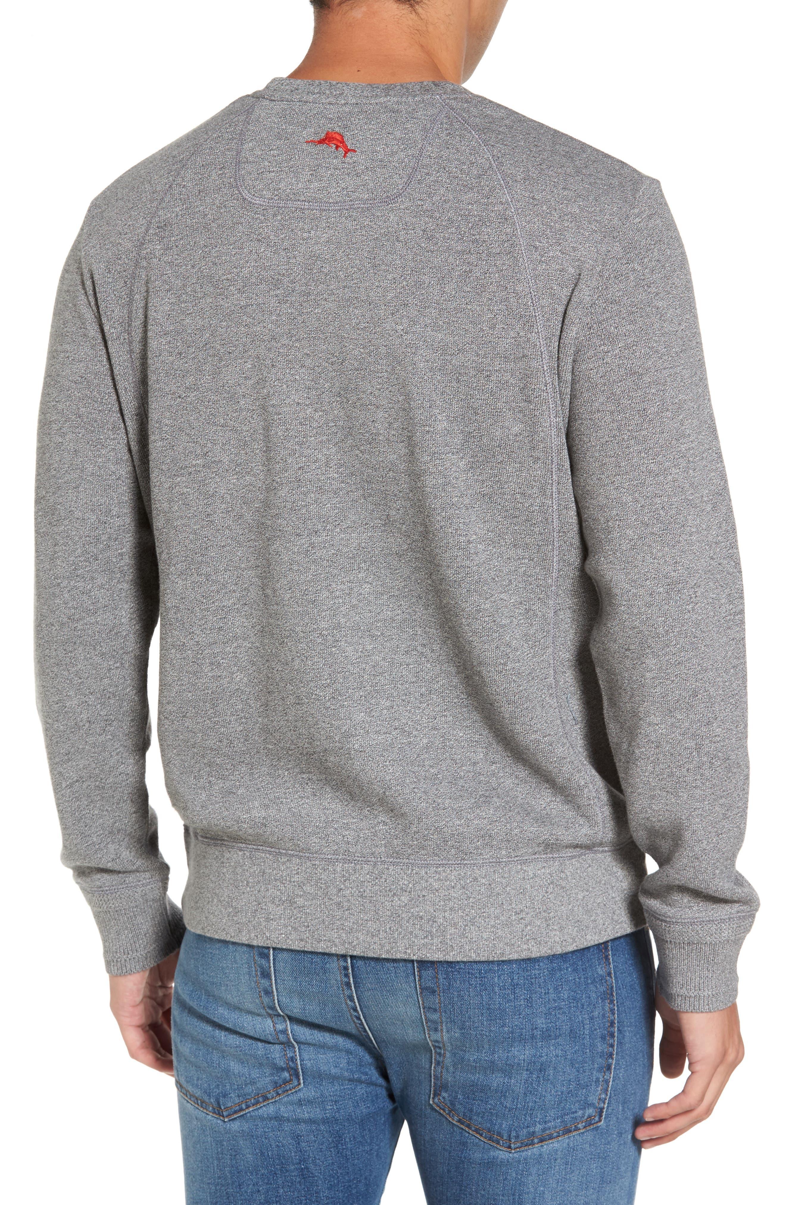 NFL Stitch of Liberty Embroidered Crewneck Sweatshirt,                             Alternate thumbnail 37, color,