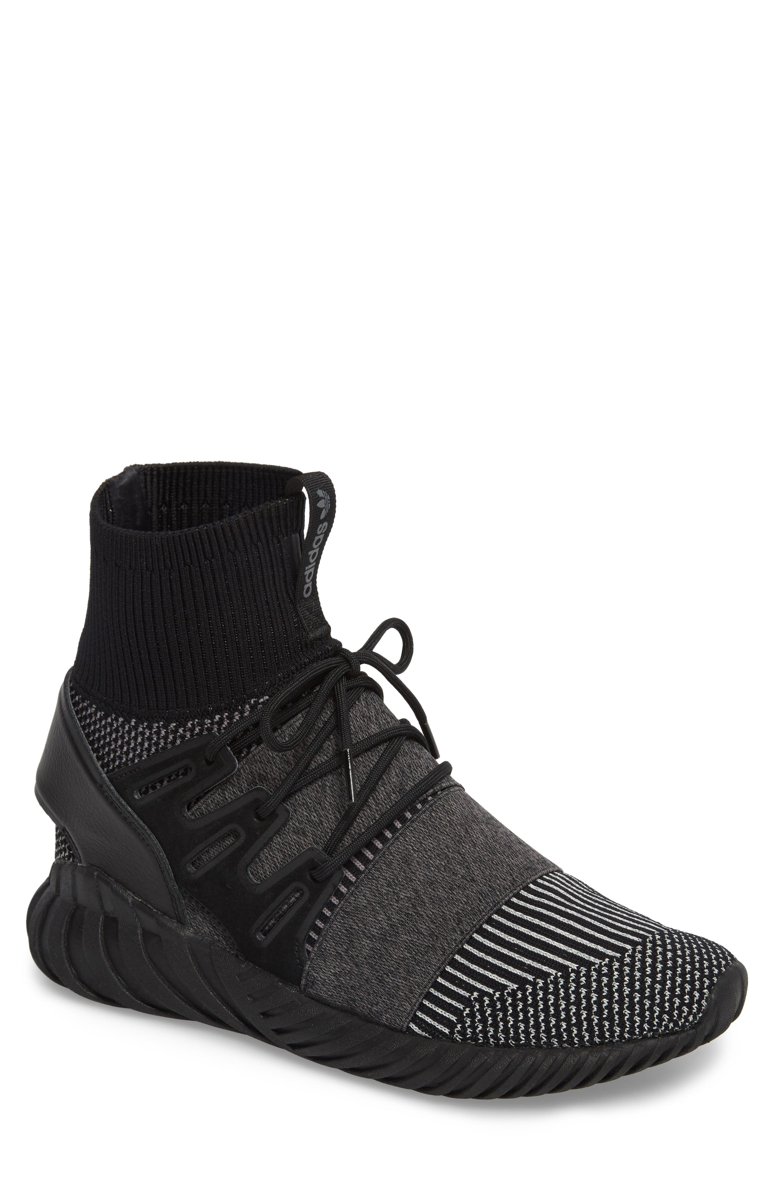 Tubular Doom Primeknit Sneaker,                             Main thumbnail 1, color,                             006
