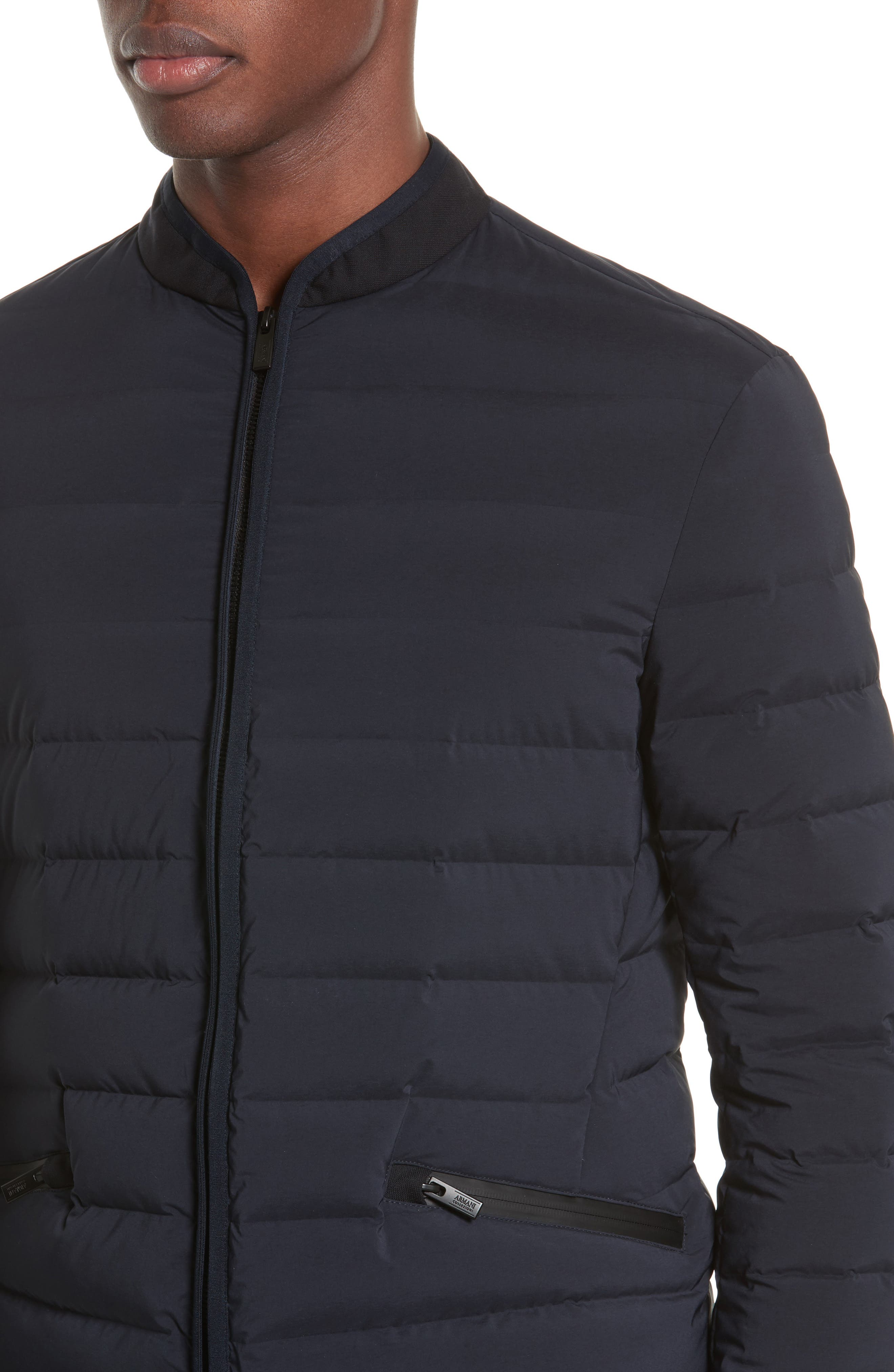 Quilted Down Jacket,                             Alternate thumbnail 4, color,                             410