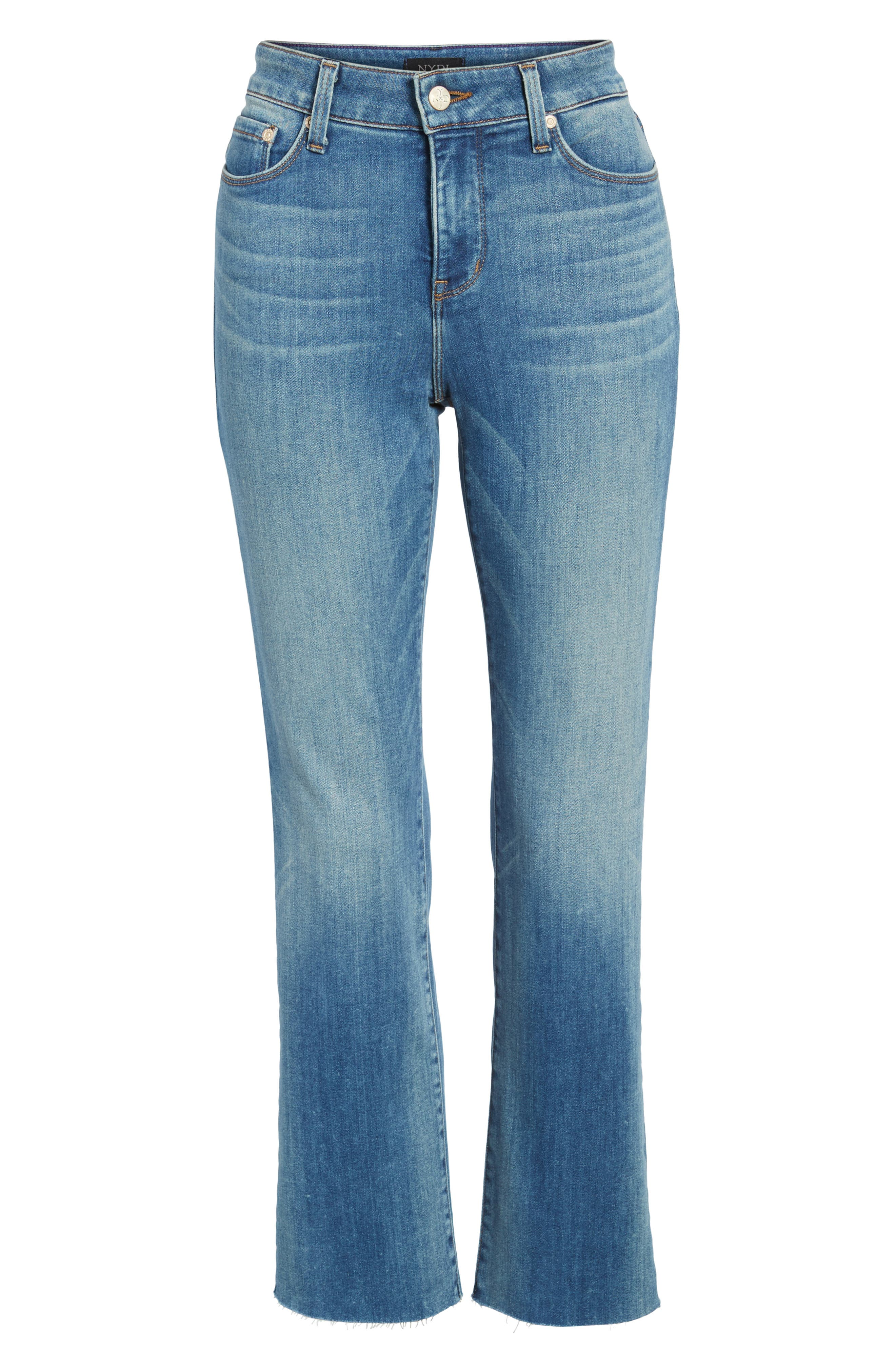Marilyn Ankle Skinny Jeans,                             Alternate thumbnail 6, color,                             417