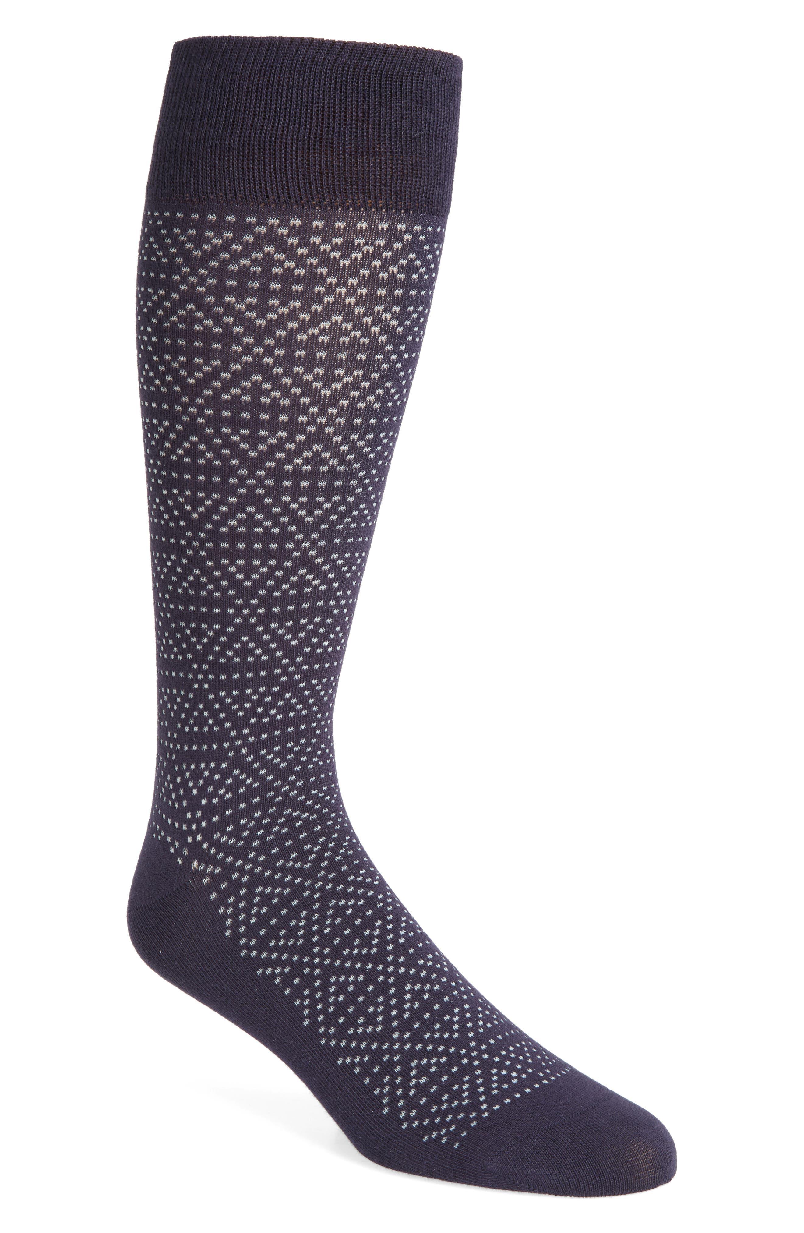 Plaited Triangle Socks,                         Main,                         color, 410