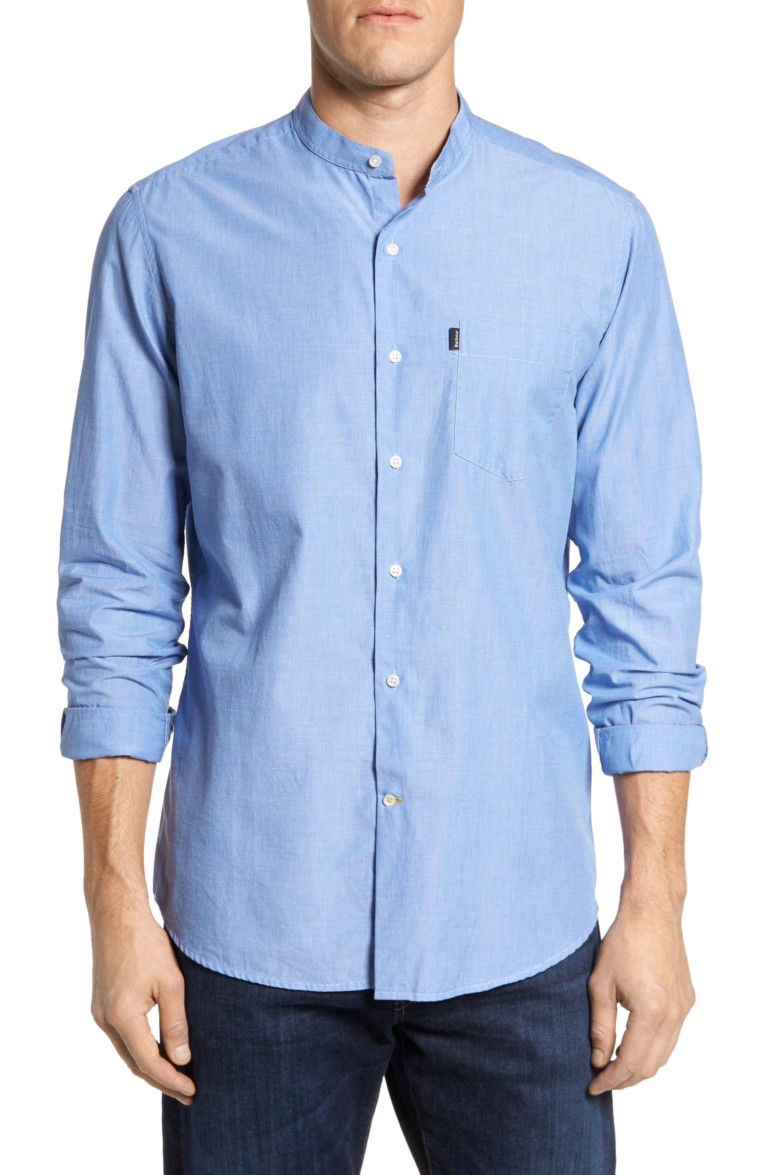 Fairfield Tailored Fit Sport Shirt,                             Main thumbnail 1, color,                             450