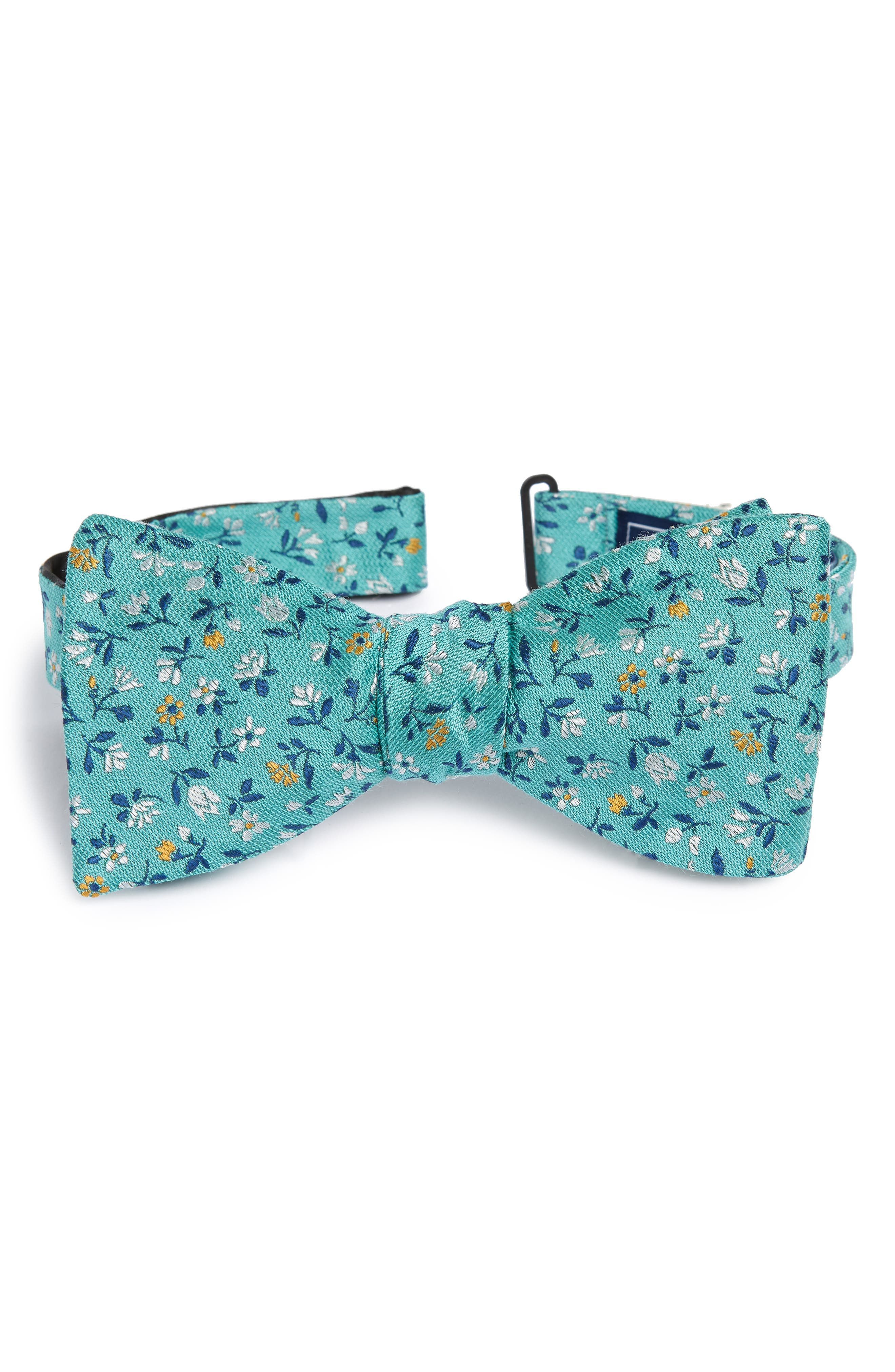 Floral Acres Bow Tie,                         Main,                         color,