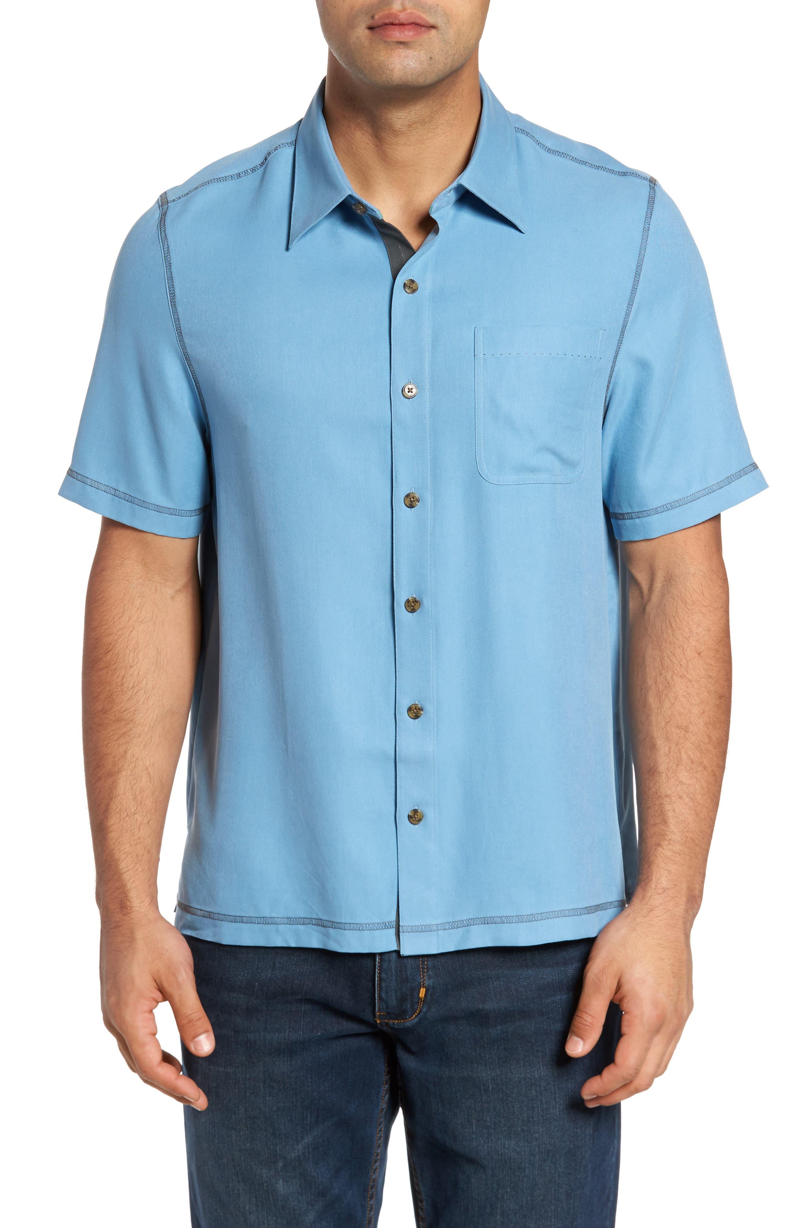 New Originals Silk Sport Shirt,                             Main thumbnail 3, color,