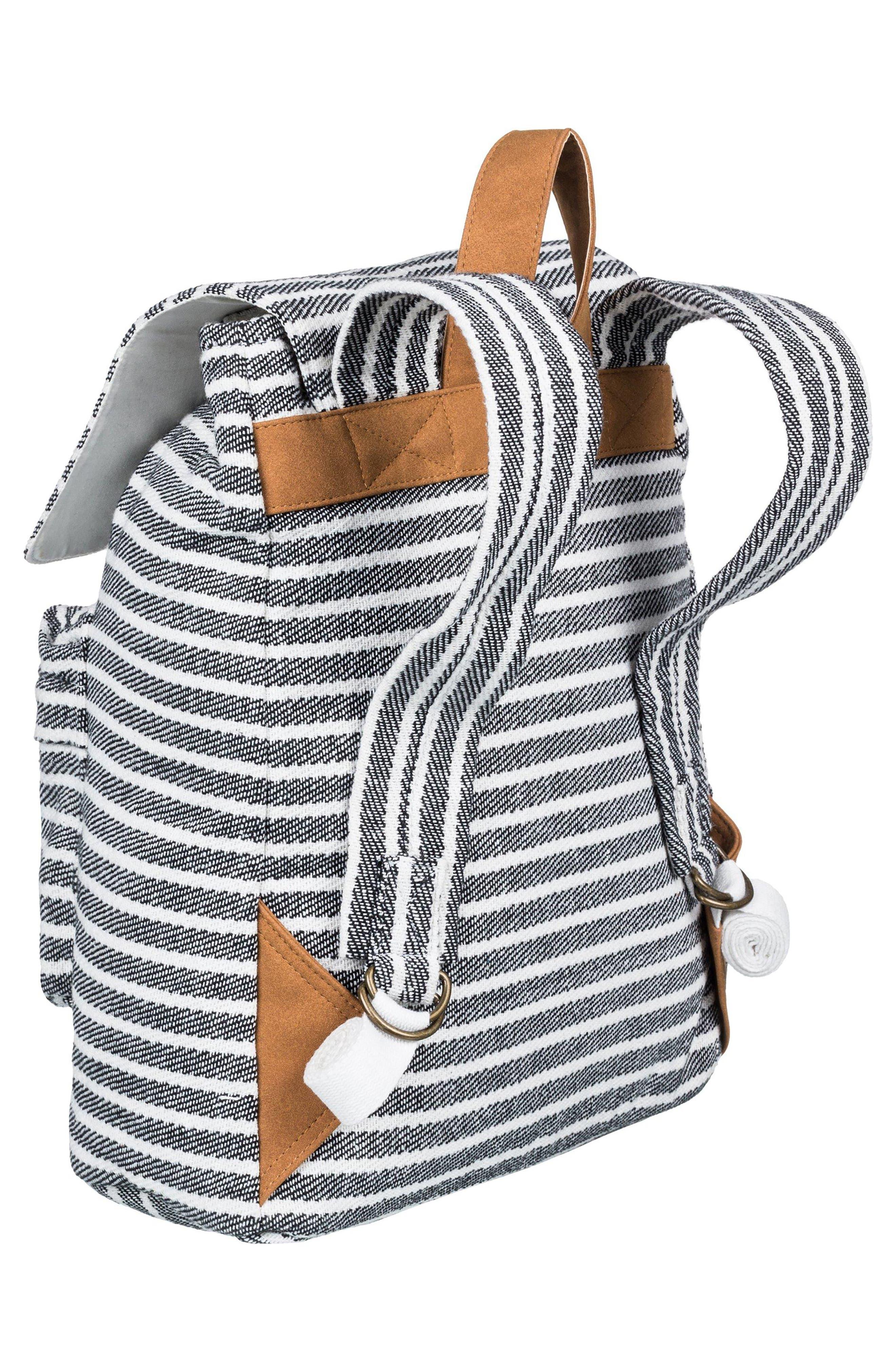 Love Them Hard Tassel Backpack,                             Alternate thumbnail 2, color,                             001