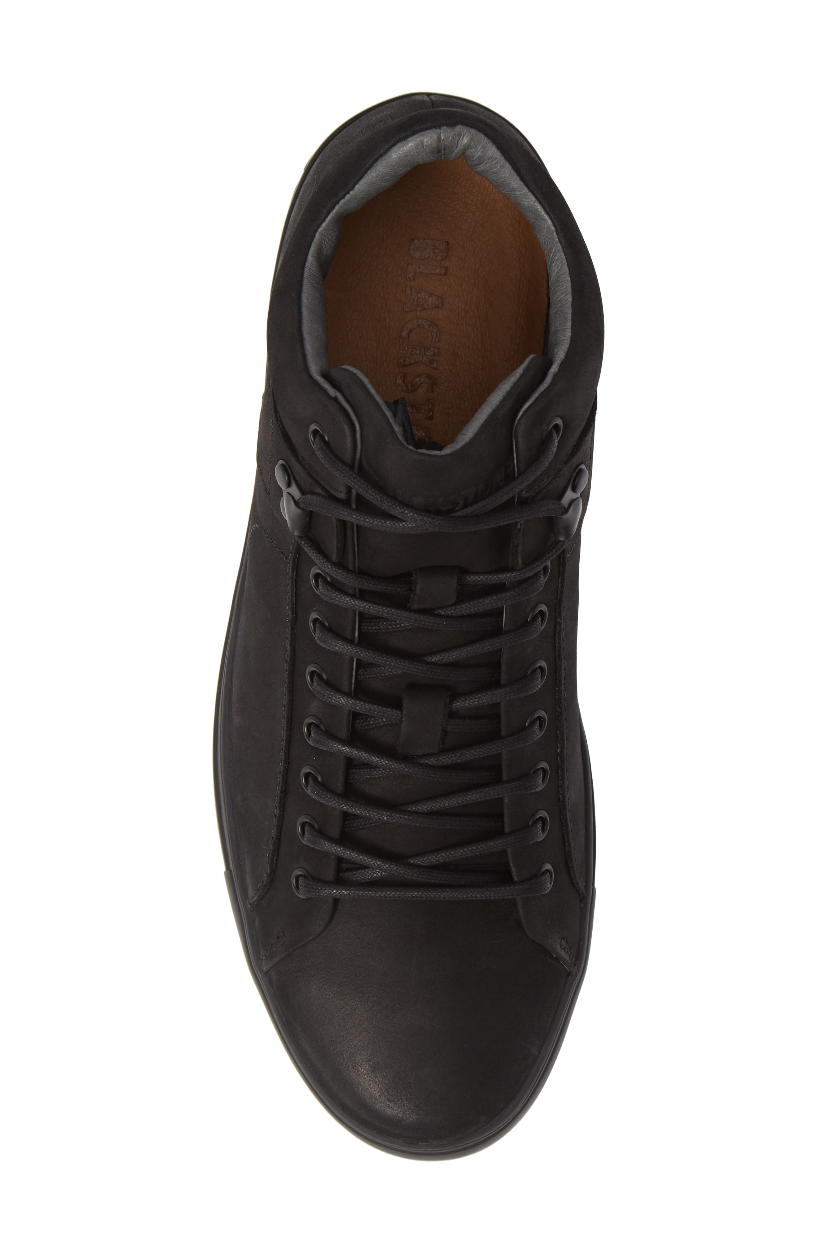 QM87 Sneaker,                             Alternate thumbnail 5, color,                             BLACK