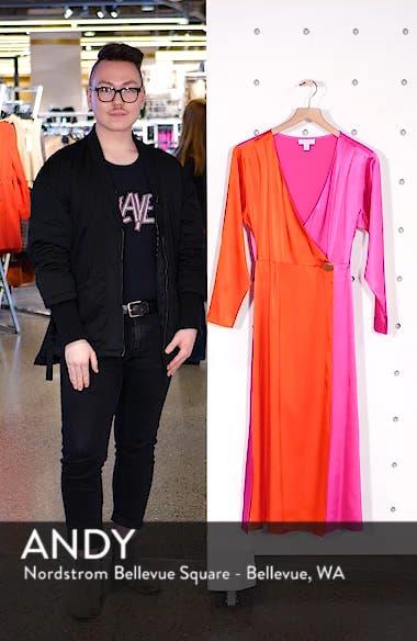 Colorblock Dress, sales video thumbnail