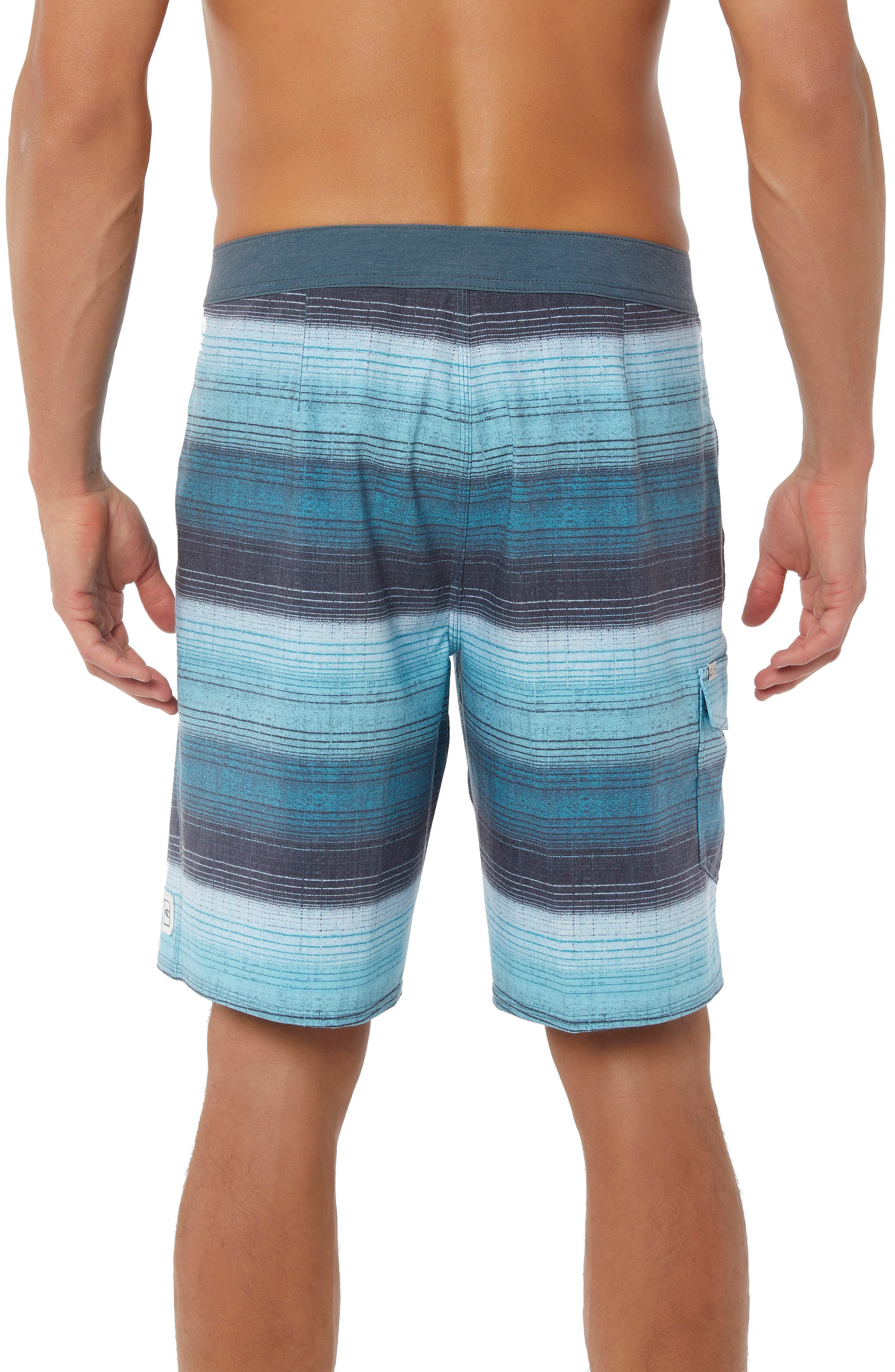 Barrels Swim Trunks,                             Alternate thumbnail 2, color,                             431