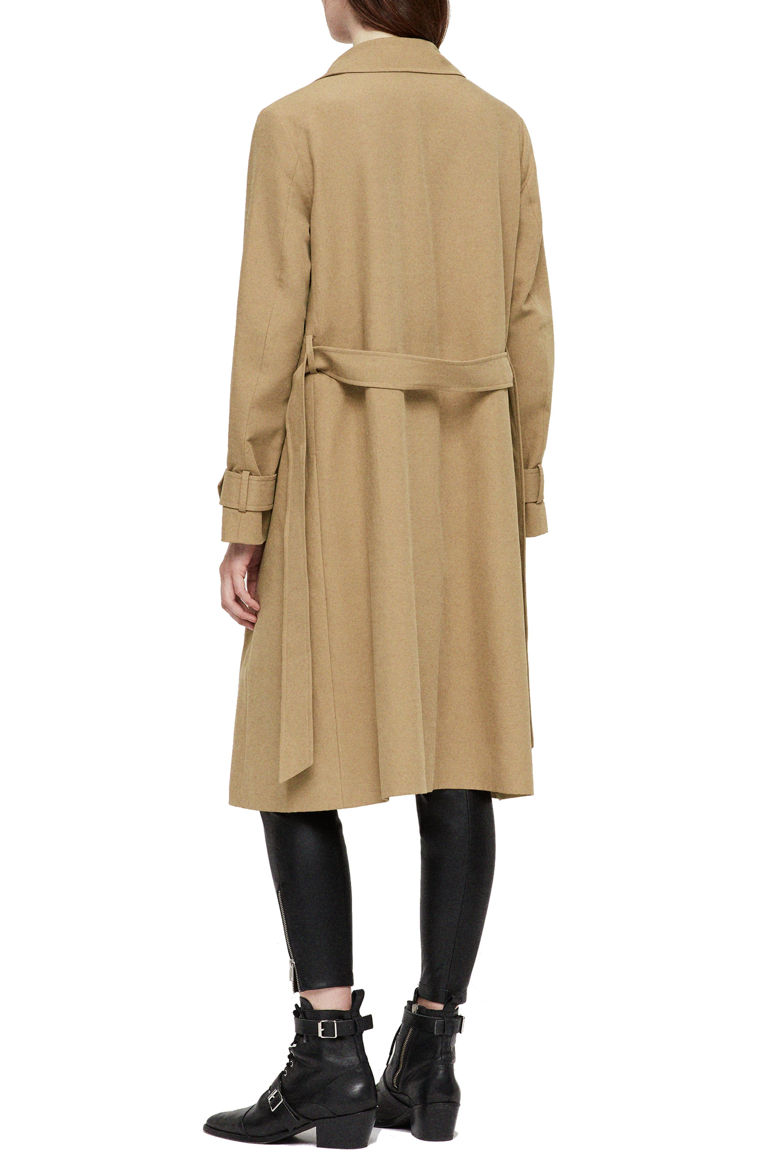 Myla Trench Coat,                             Alternate thumbnail 2, color,                             200