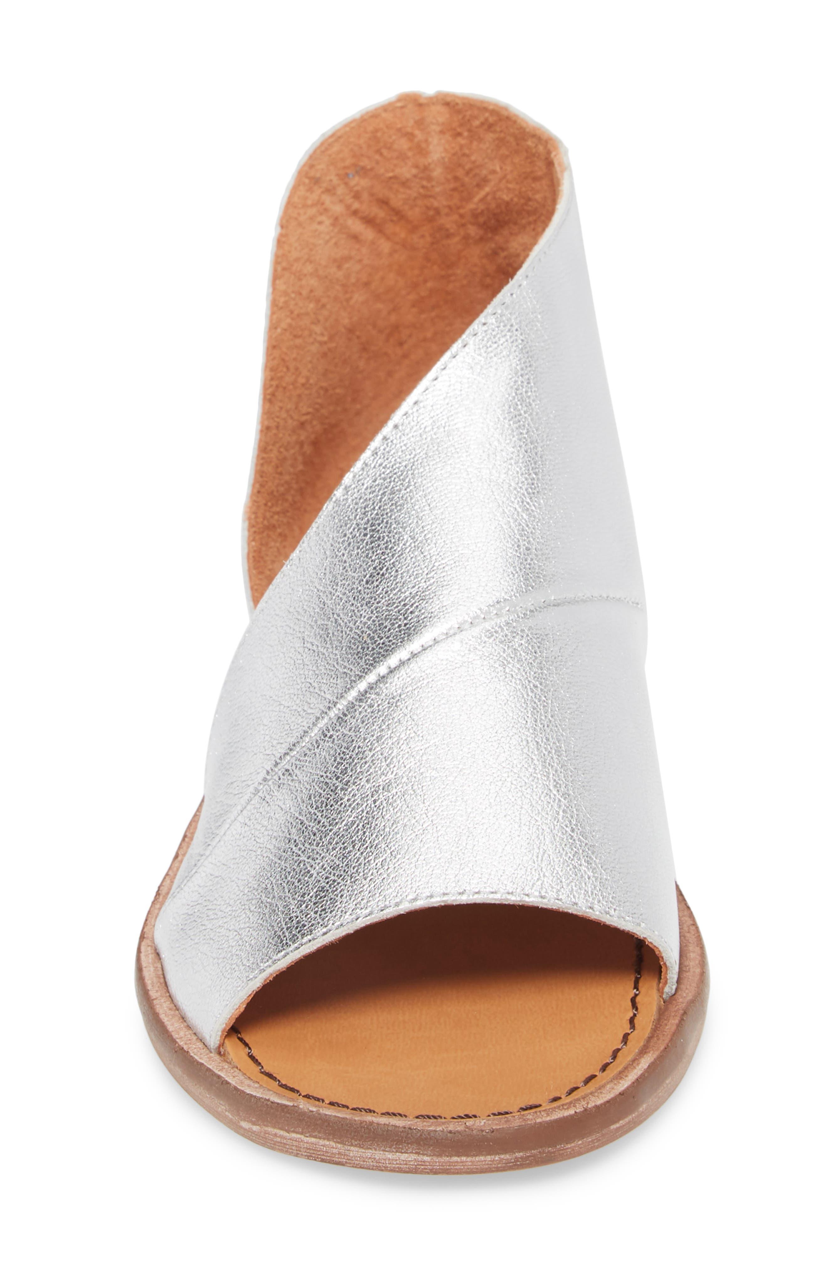 'Mont Blanc' Asymmetrical Sandal,                             Alternate thumbnail 44, color,