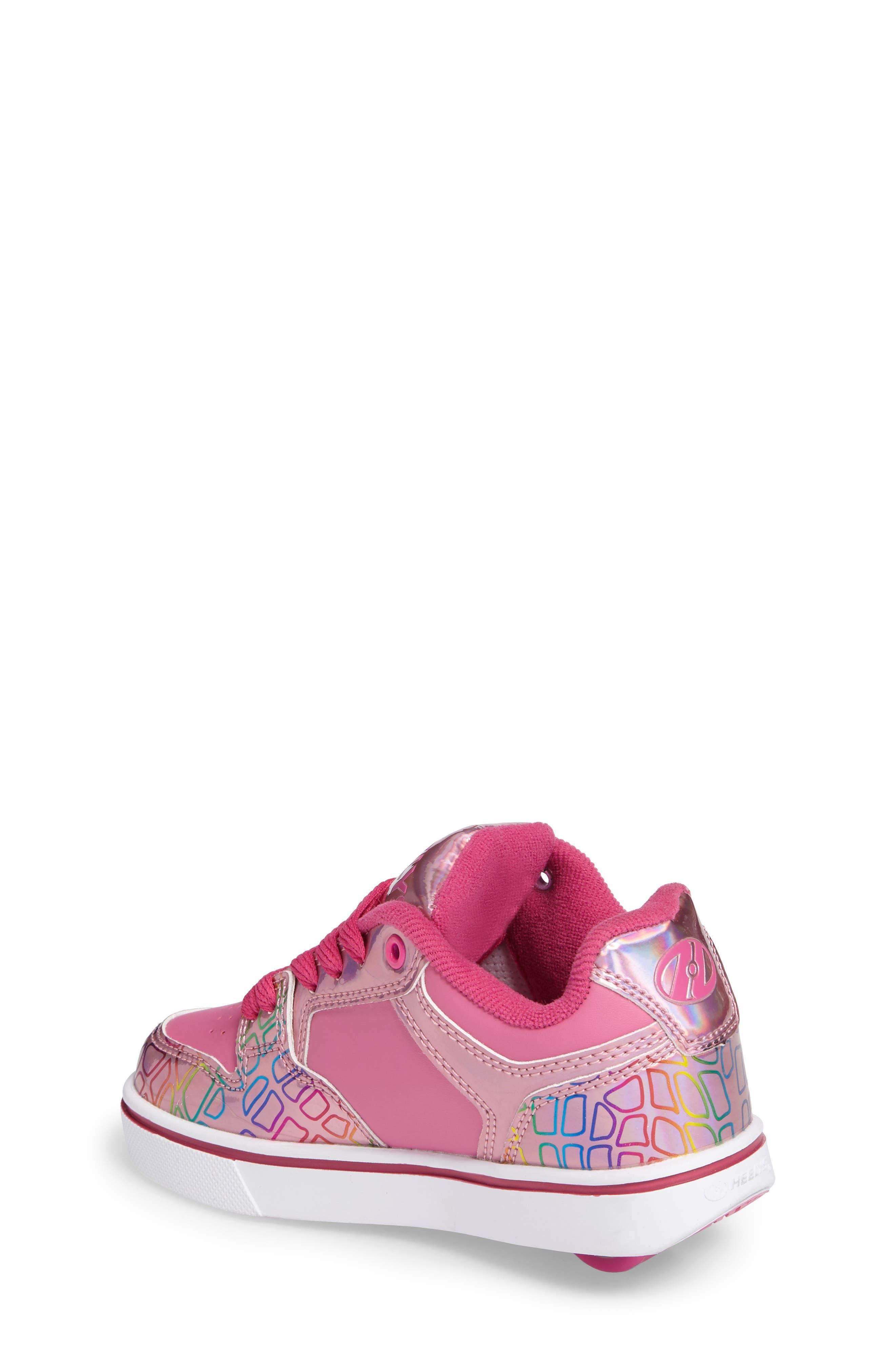 Motion Plus Skate Sneaker,                             Alternate thumbnail 2, color,                             PINK/ LIGHT PINK