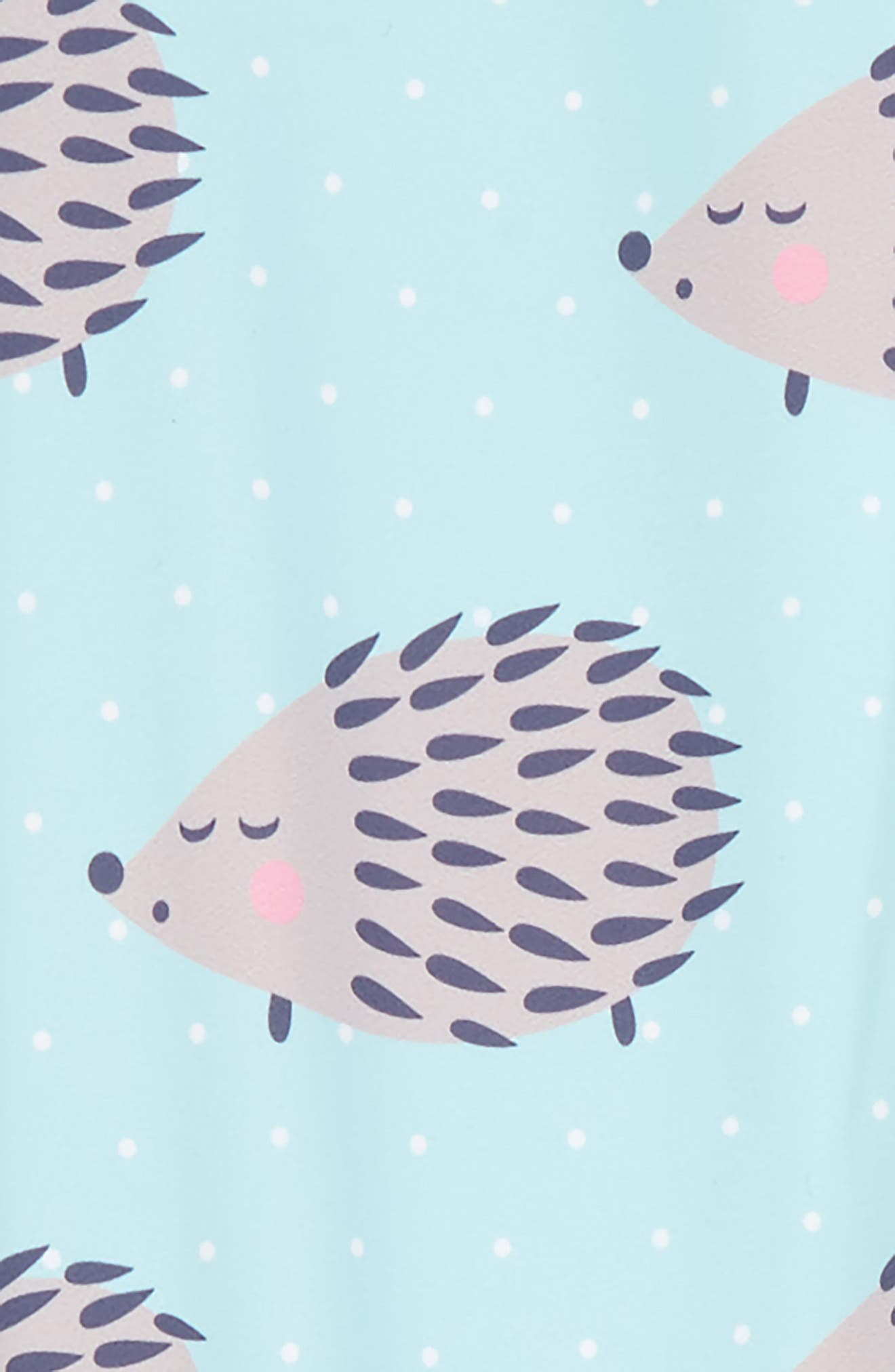Happy Hedgehog Leggings,                             Alternate thumbnail 2, color,                             440