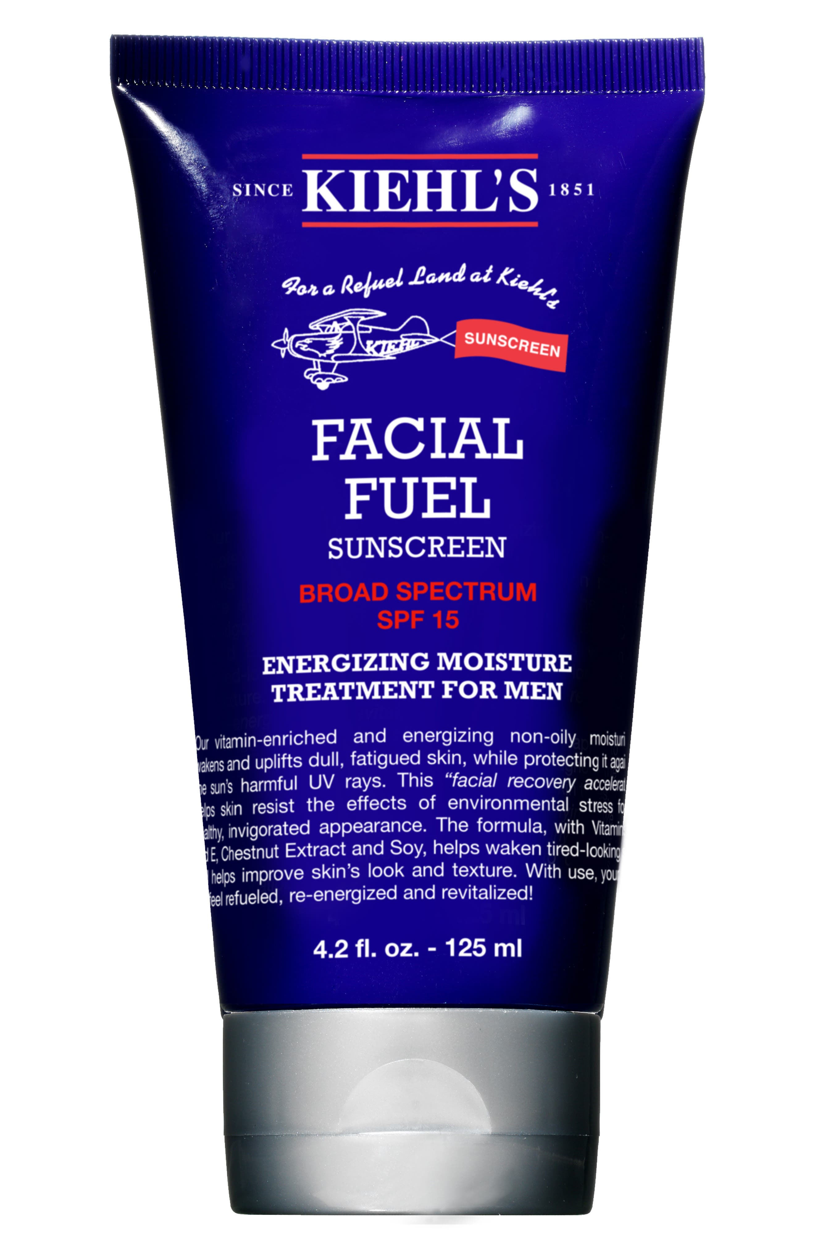 Facial Fuel Energizing Moisture Treatment for Men SPF 15,                             Alternate thumbnail 4, color,                             NONE