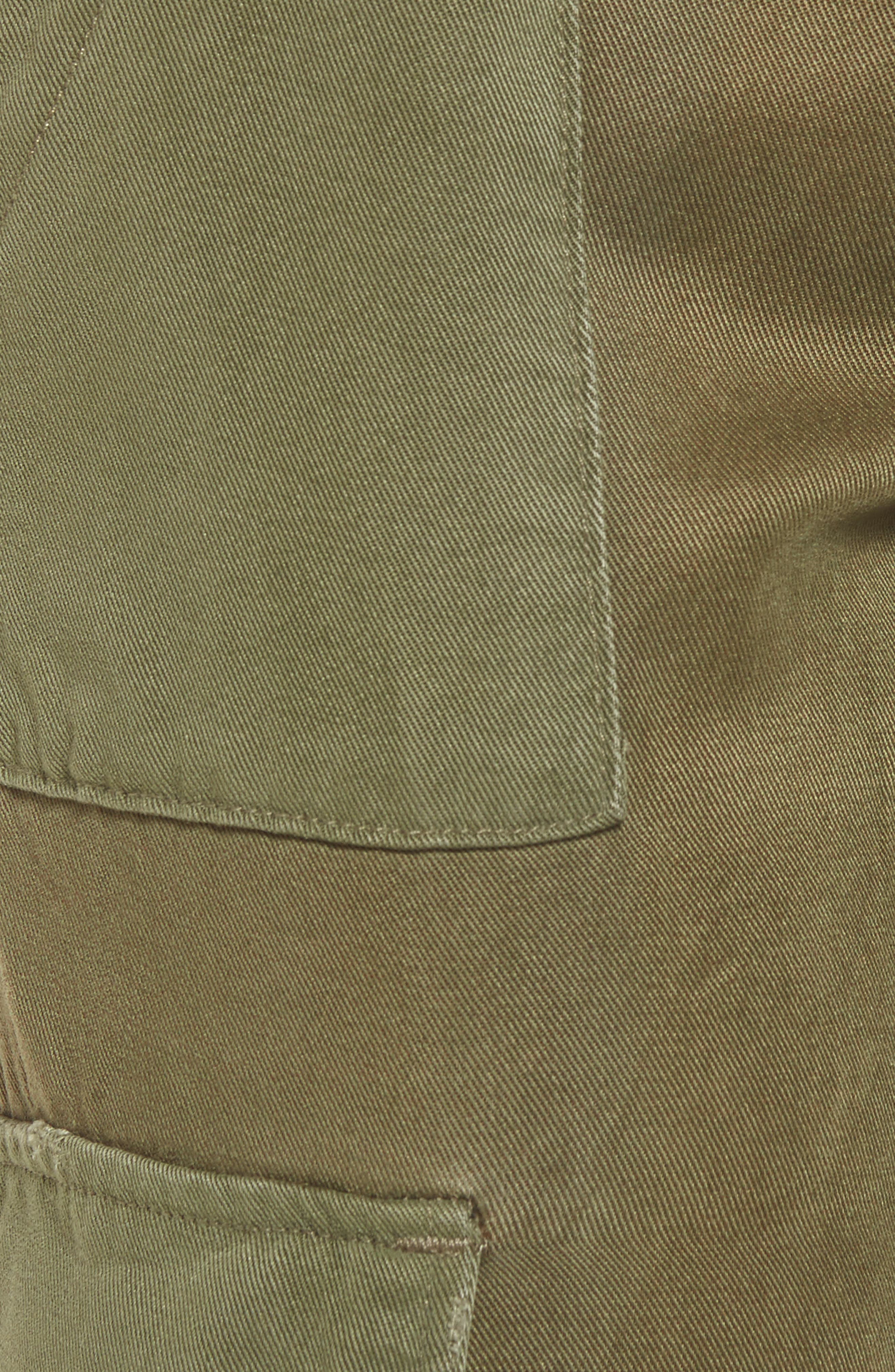 Riley Straight Leg Cargo Pants,                             Alternate thumbnail 5, color,                             340