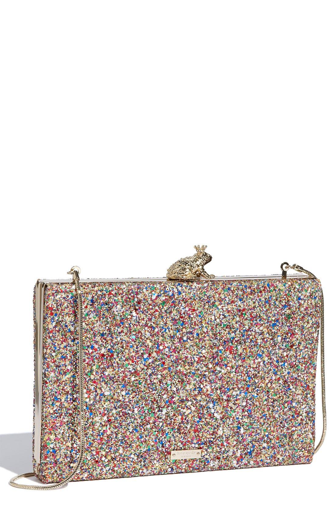 'bridal - emanuelle' clutch, Main, color, 987