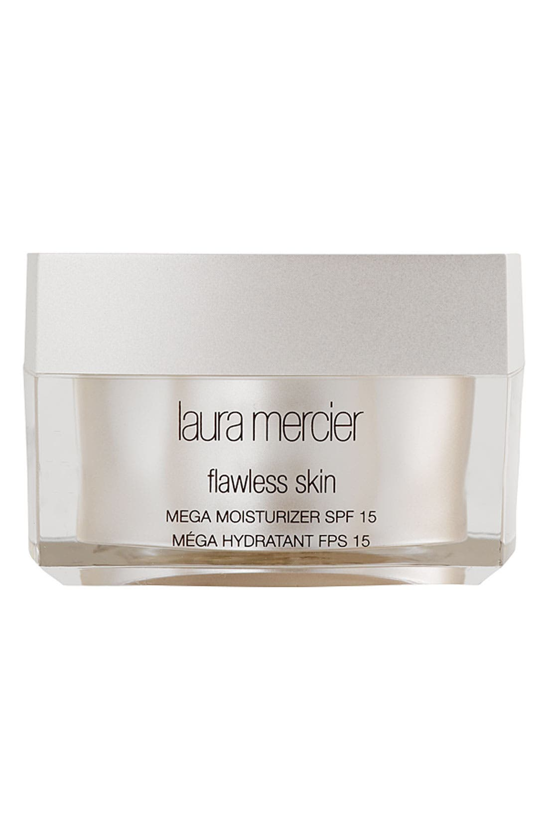 'Flawless Skin' Mega Moisturizer SPF 15 for Normal/Dry Skin,                             Main thumbnail 1, color,                             NO COLOR