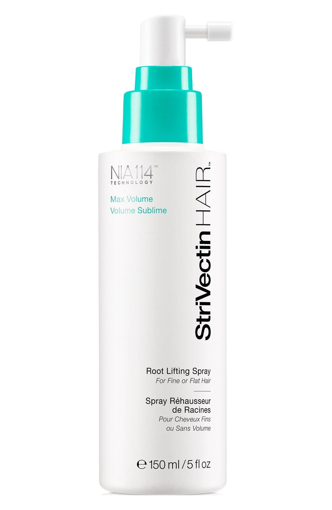 StriVectinHAIR<sup>™</sup> 'Max Volume' Root Lifting Spray for Flat or Fine Hair,                             Main thumbnail 1, color,                             000