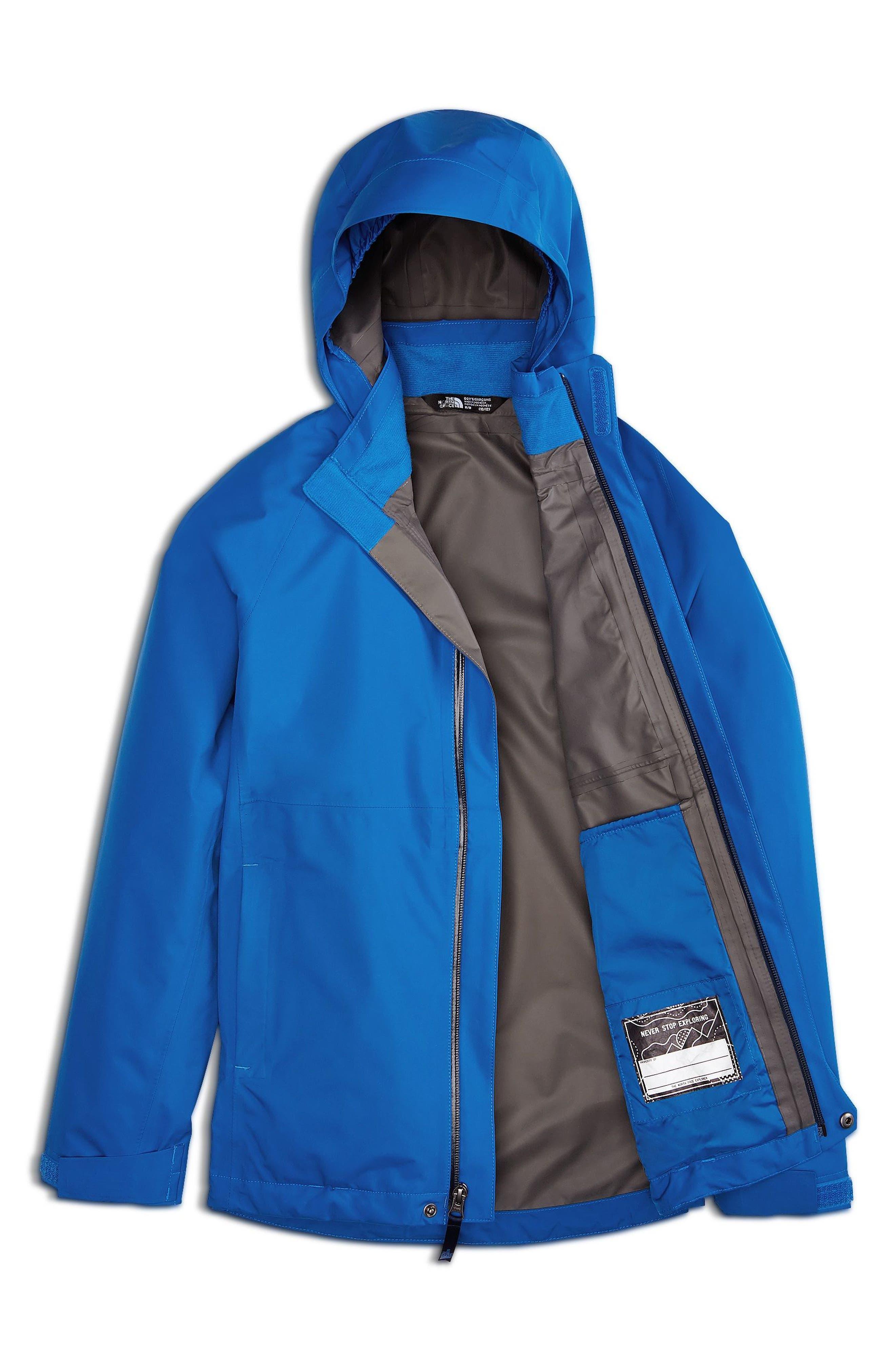Dryzzle Gore-Tex<sup>®</sup> Waterproof Jacket,                             Alternate thumbnail 2, color,                             TURKISH SEA