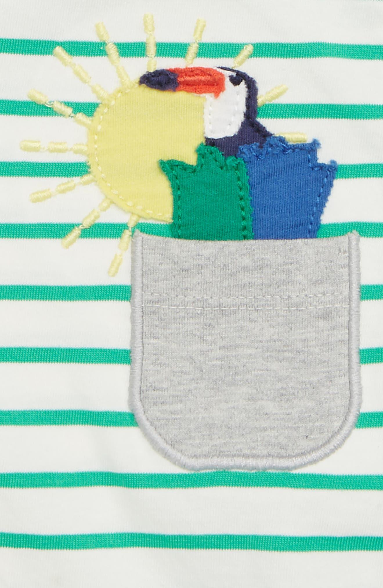 Pocket Friends T-Shirt,                             Alternate thumbnail 2, color,                             315