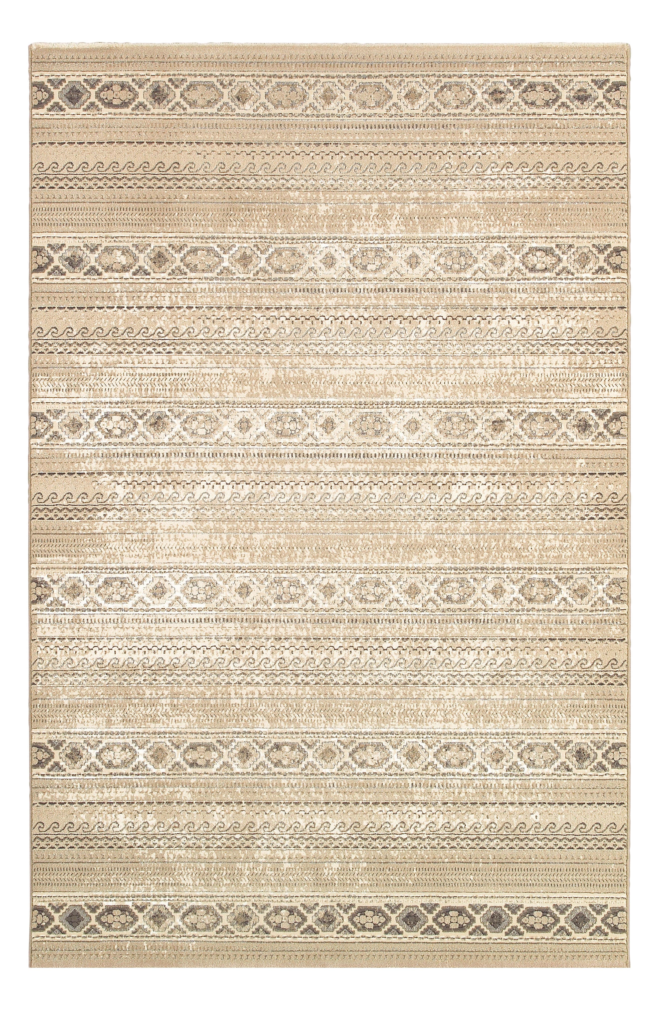 Malta Indoor/Outdoor Rug,                             Main thumbnail 1, color,                             CHAMPAGNE