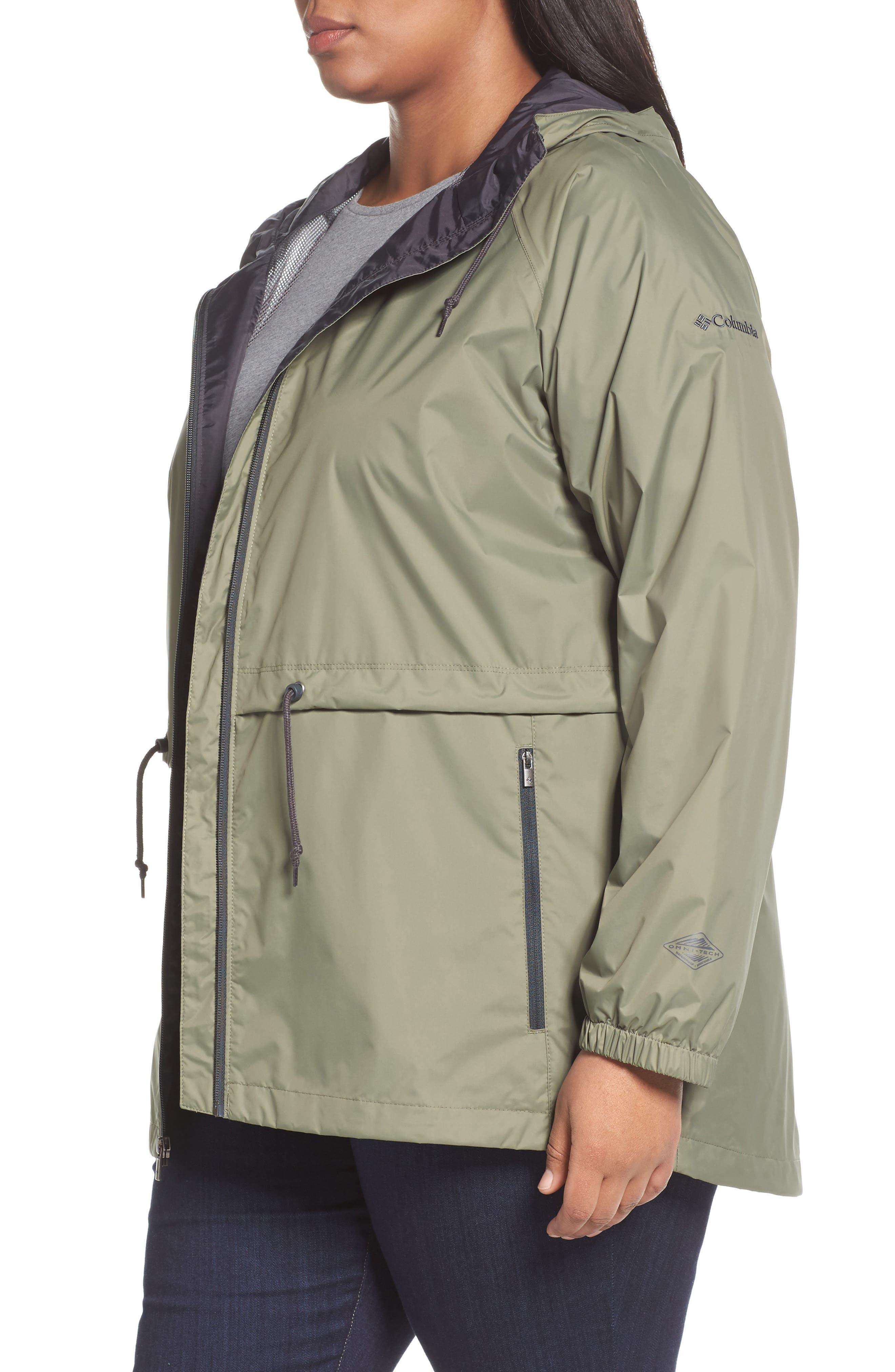 'Arcadia' Hooded Waterproof Casual Jacket,                             Alternate thumbnail 24, color,