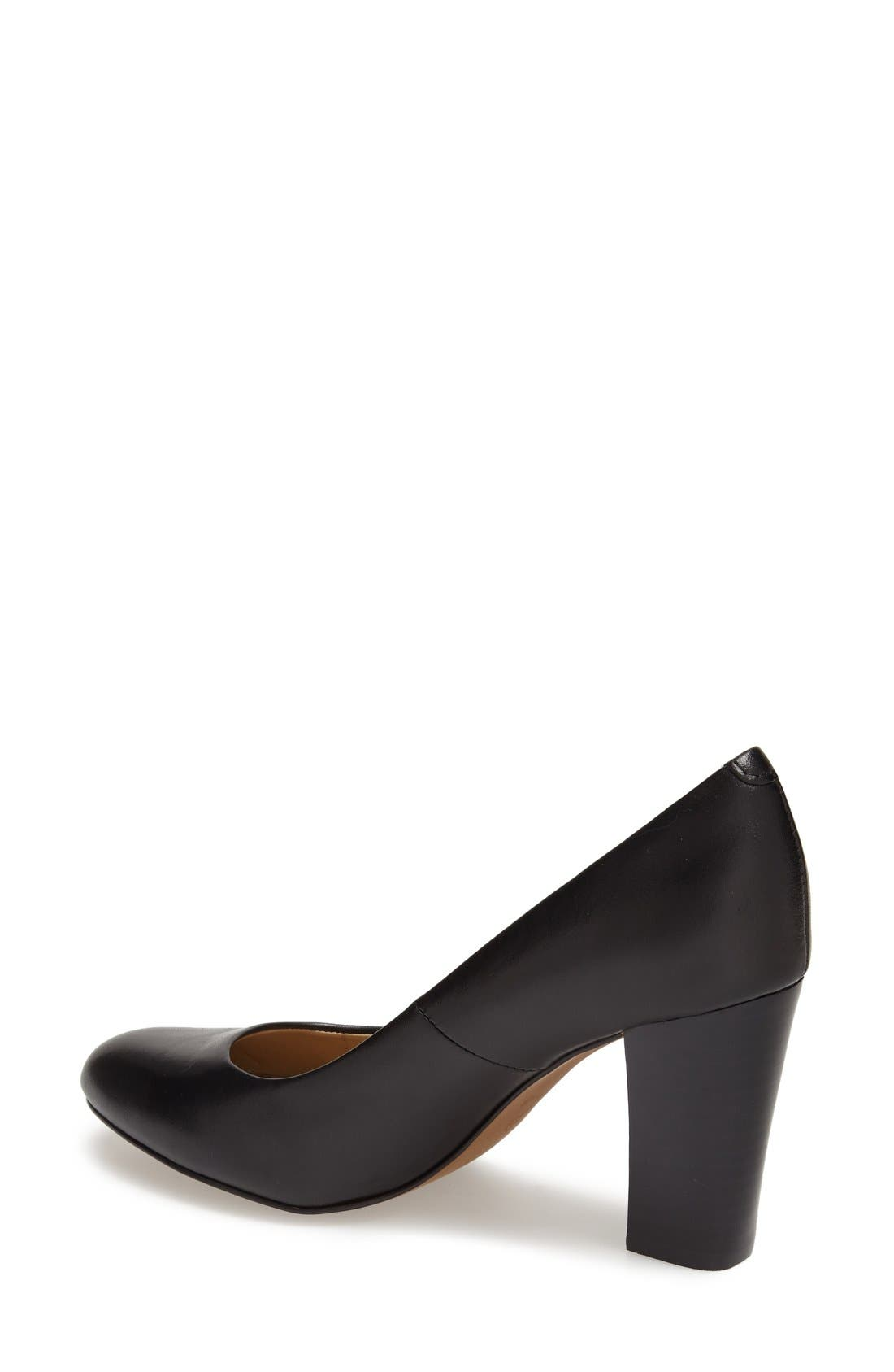 'Eleni II' Block Heel Pump,                             Alternate thumbnail 28, color,