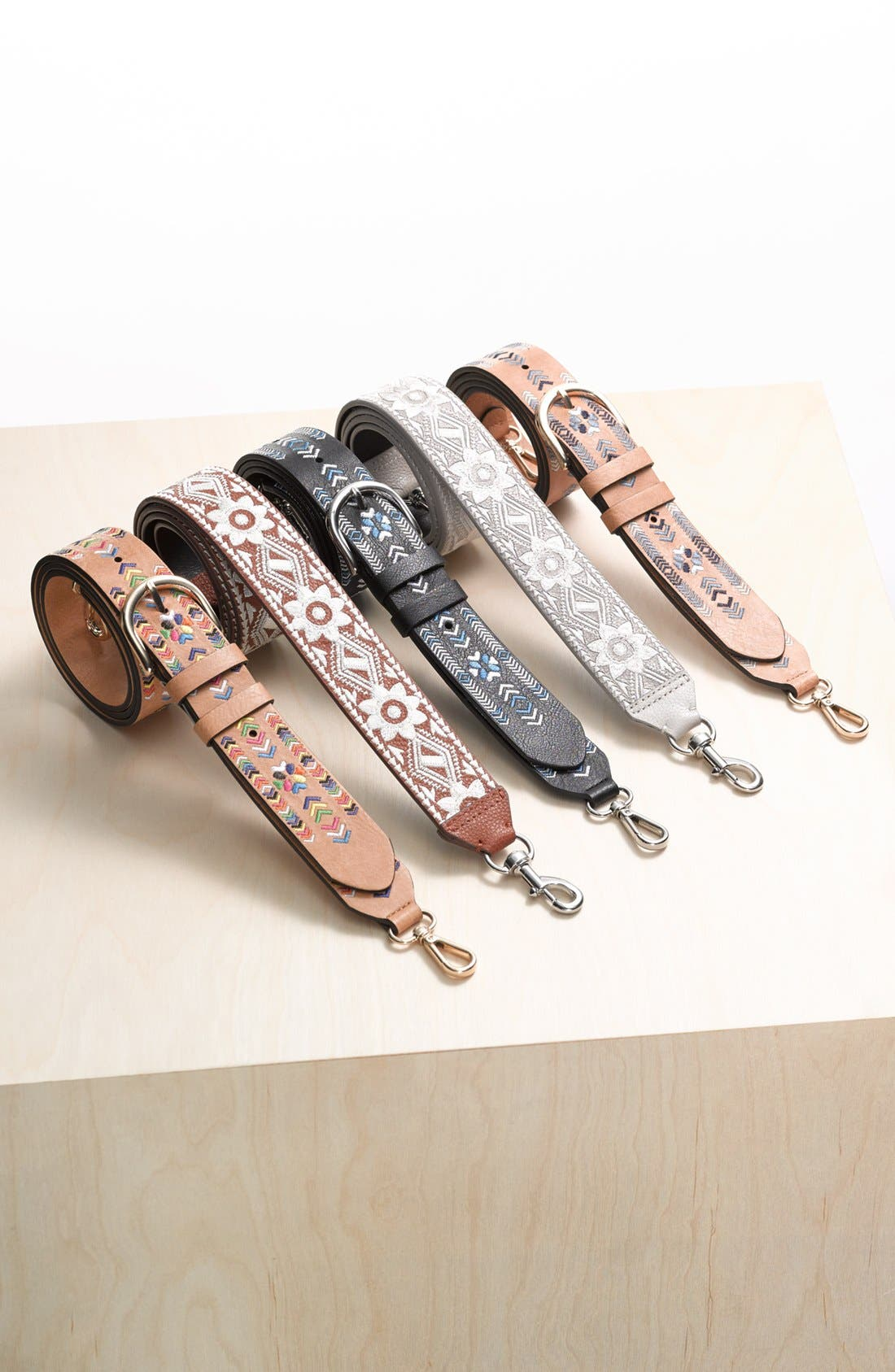 Stitched Guitar Bag Strap,                         Main,                         color, 847