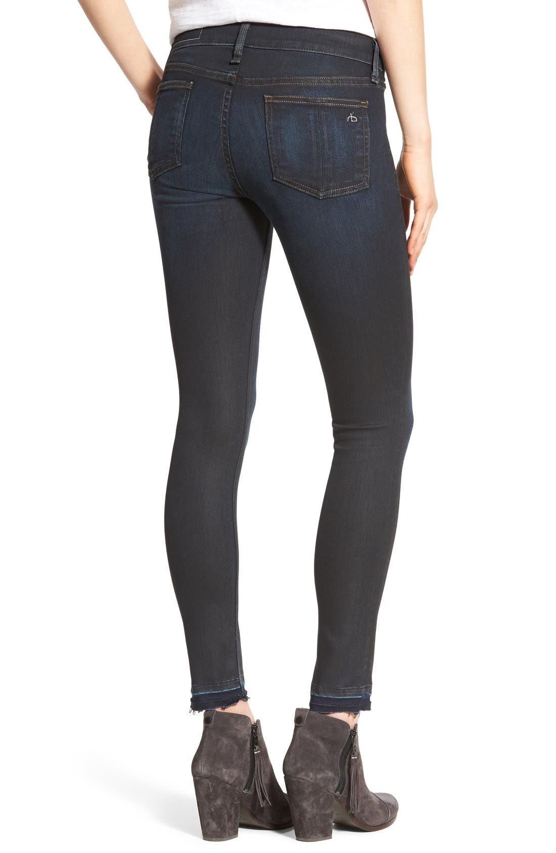 'The Skinny' Skinny Jeans,                             Alternate thumbnail 5, color,                             406