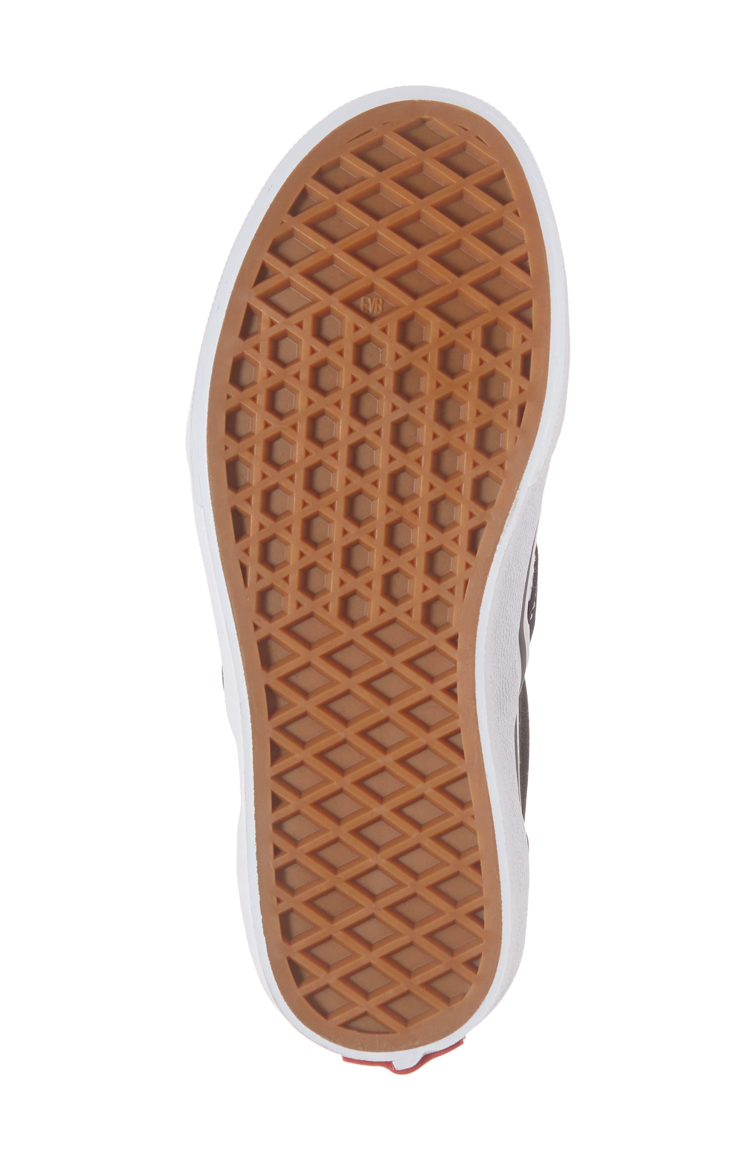 x Marvel<sup>®</sup> Hulk Checkerboard Slip-On Sneaker,                             Alternate thumbnail 6, color,                             310
