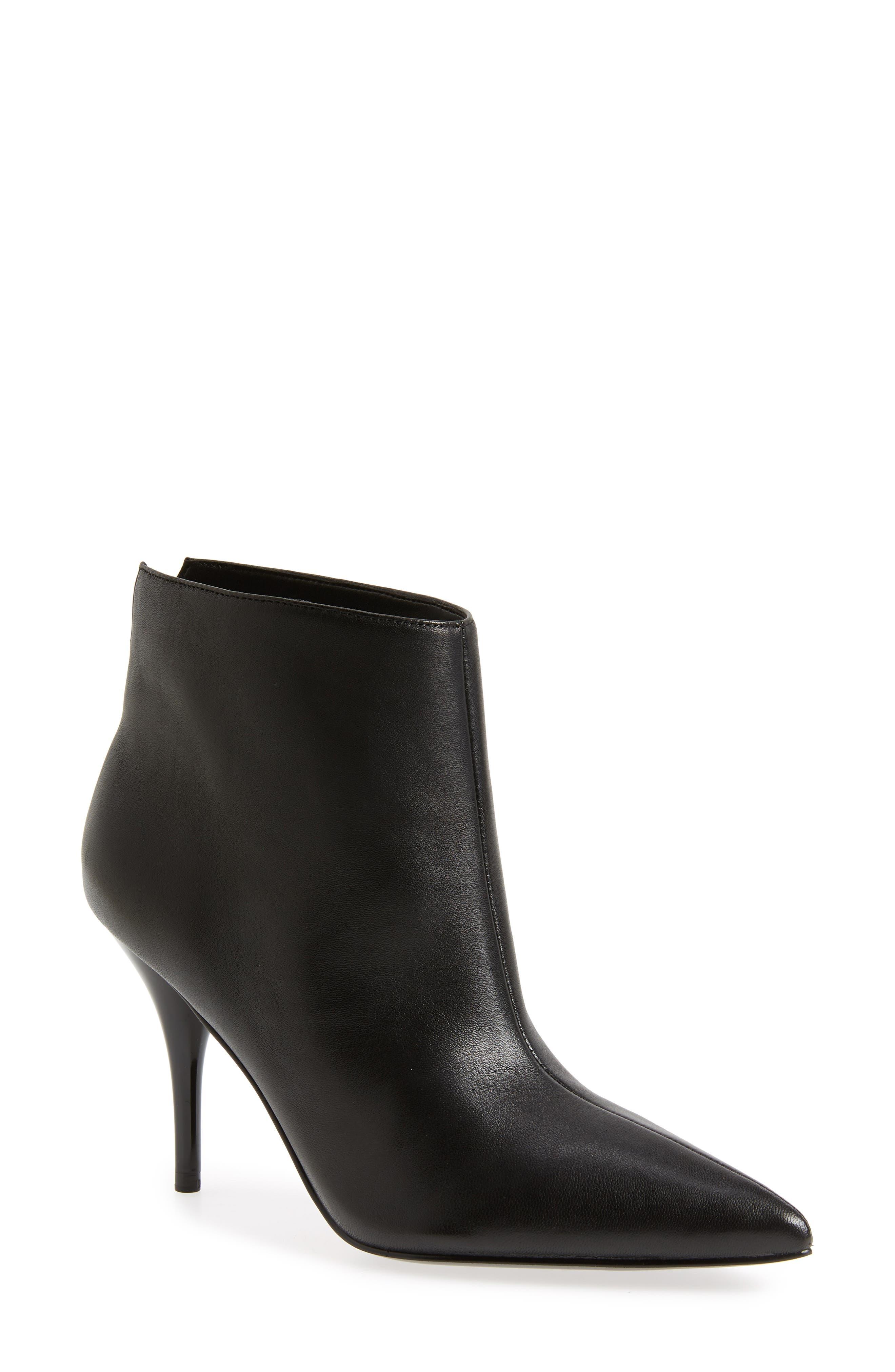 Marc Fisher Ltd Fenet Pointy Toe Bootie- Black