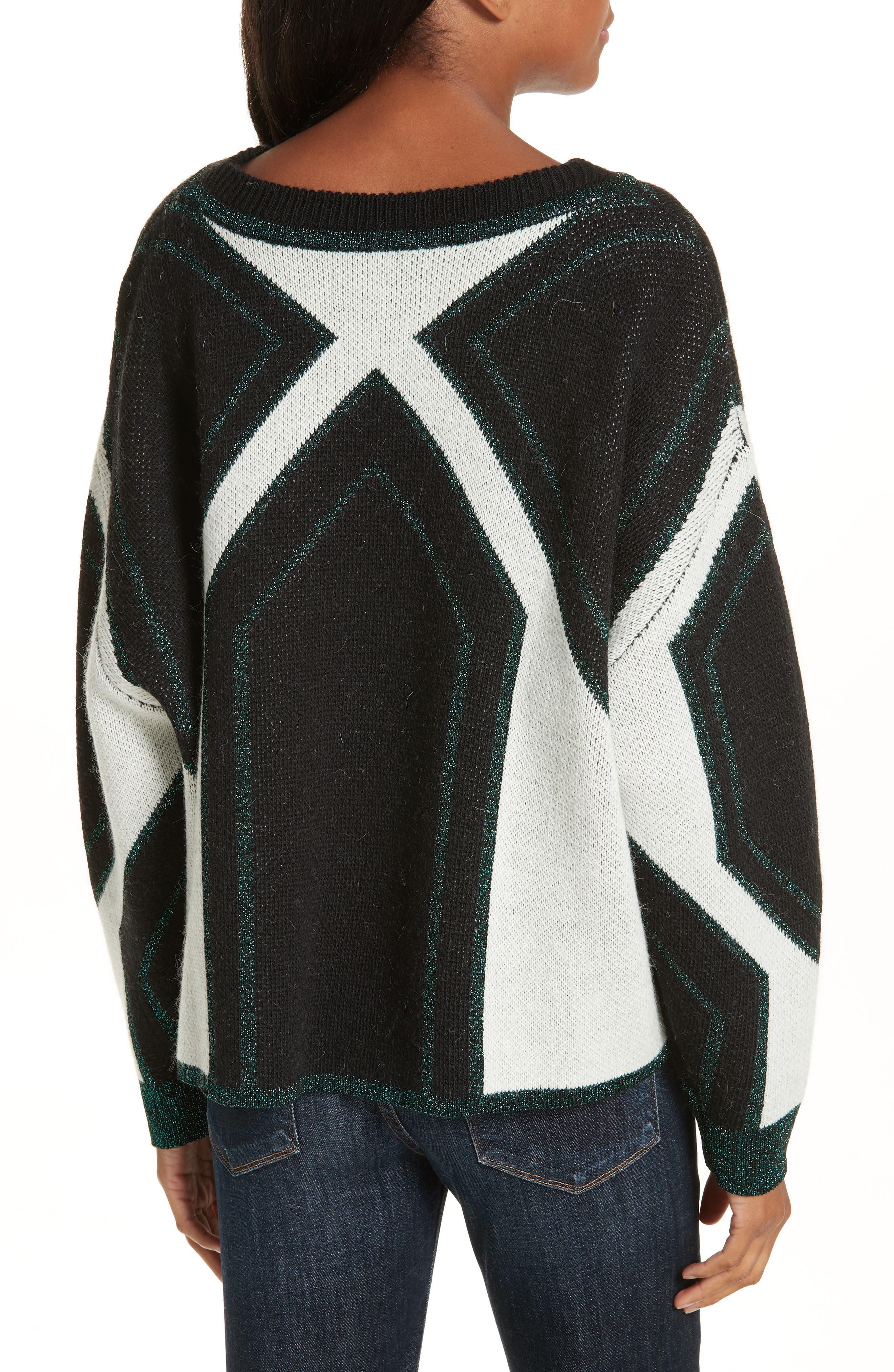 Velny Sweater,                             Alternate thumbnail 2, color,                             MULTI